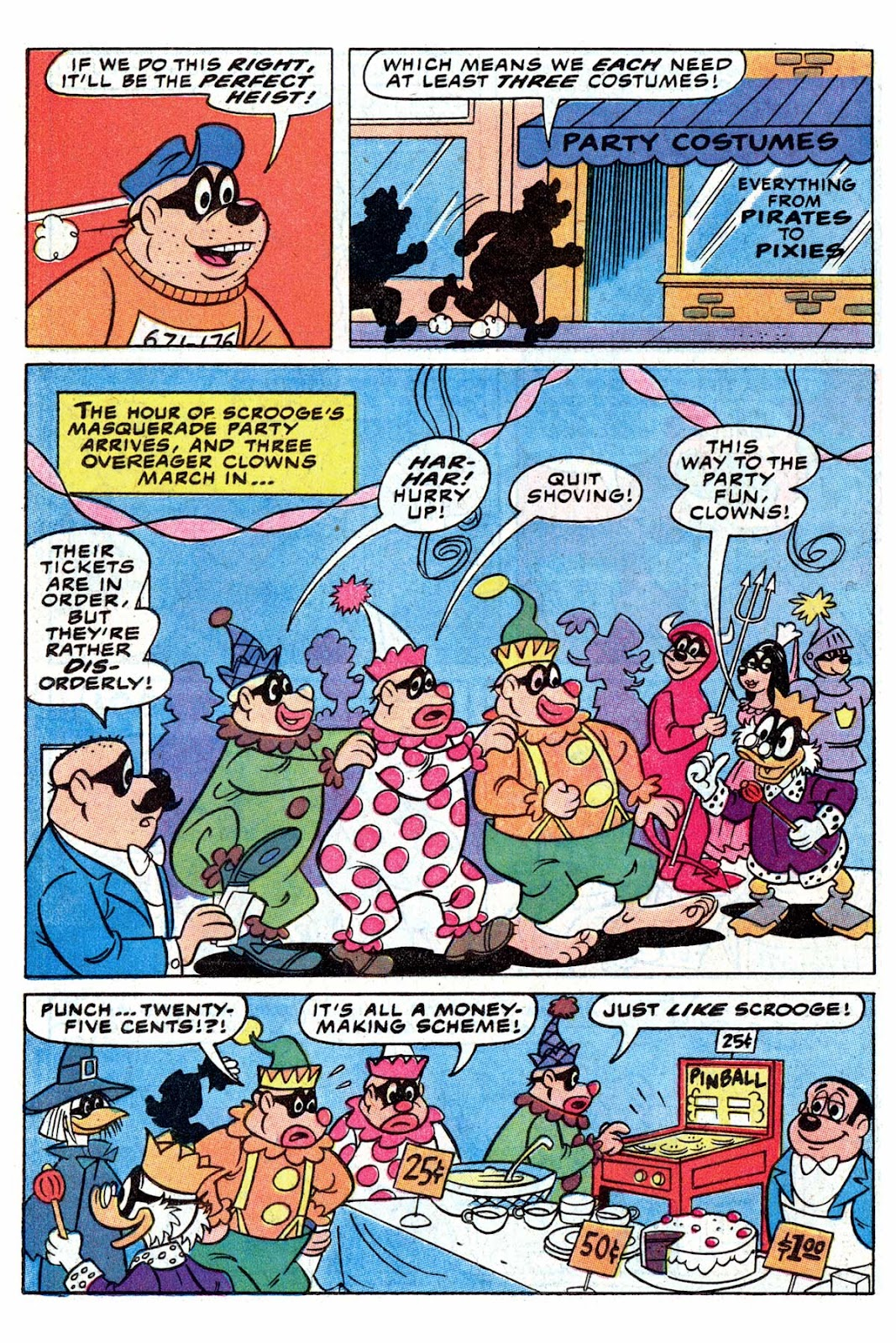 Uncle Scrooge (1953) Issue #192 #192 - English 22