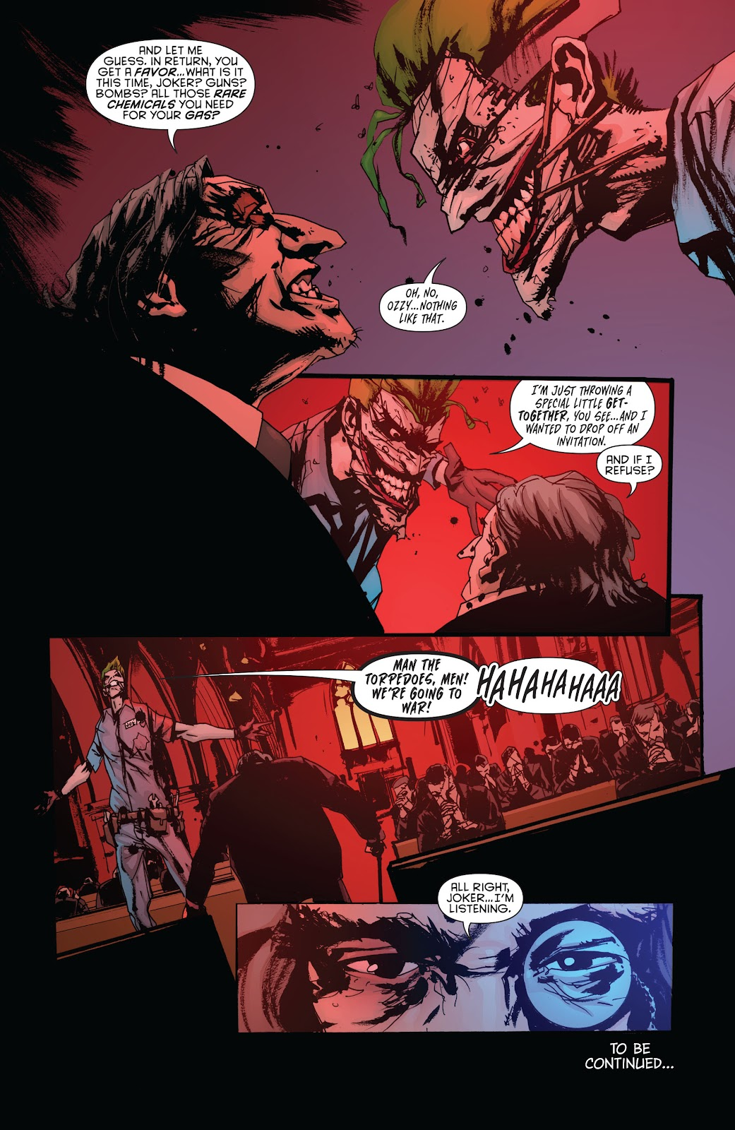 Batman (2011) Issue #14 #29 - English 28