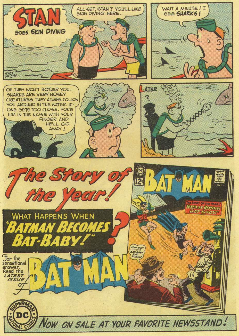 Aquaman (1962) Issue #3 #3 - English 23