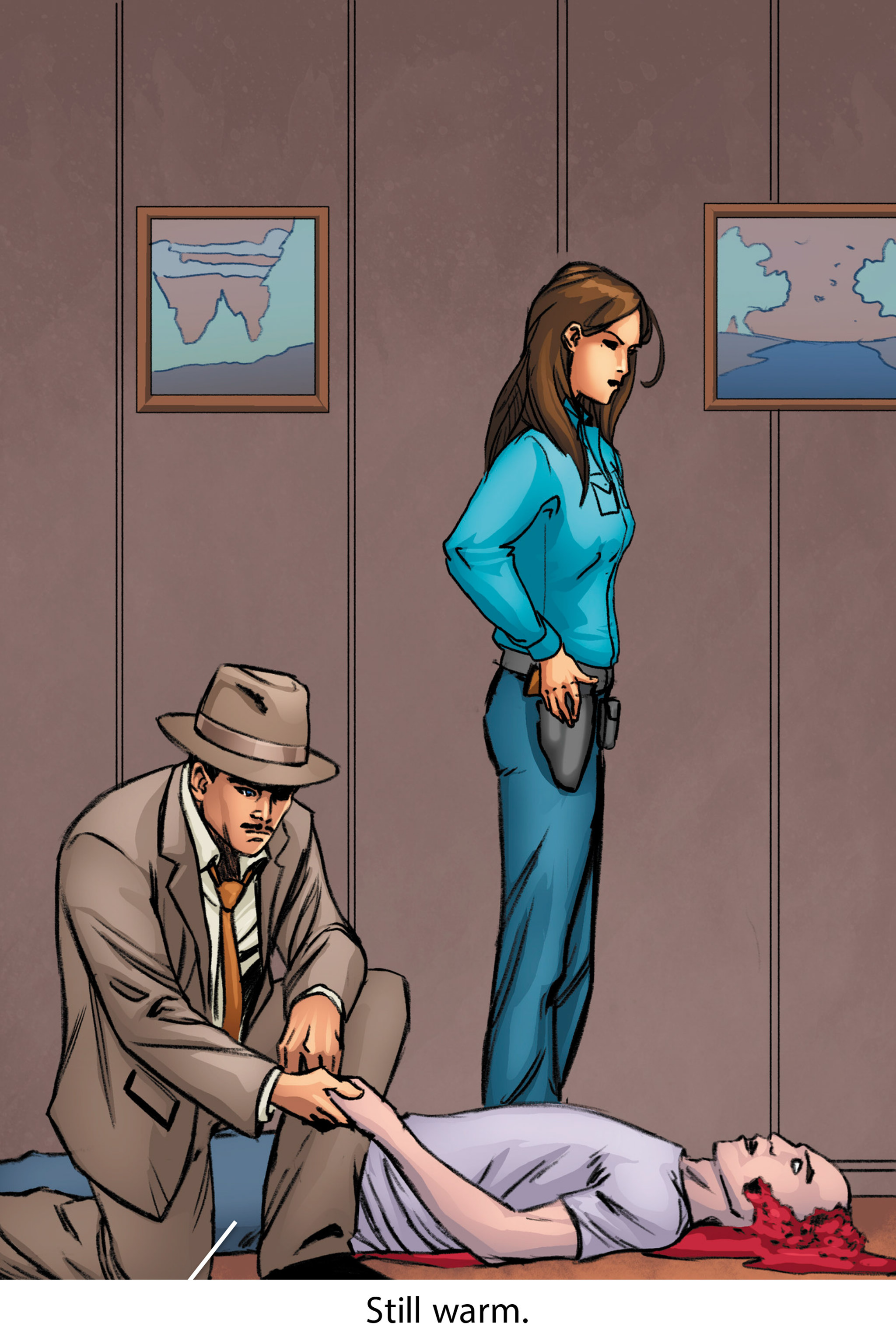 Read online Honor comic -  Issue #2 - 47