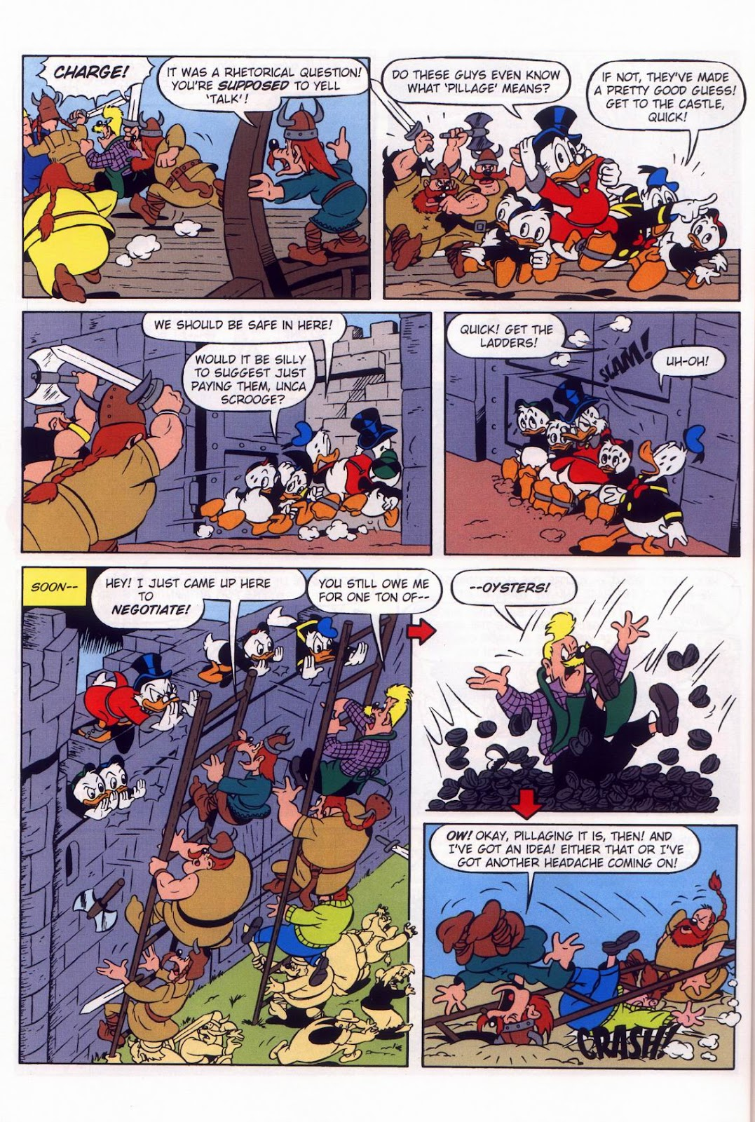 Uncle Scrooge (1953) Issue #316 #316 - English 46