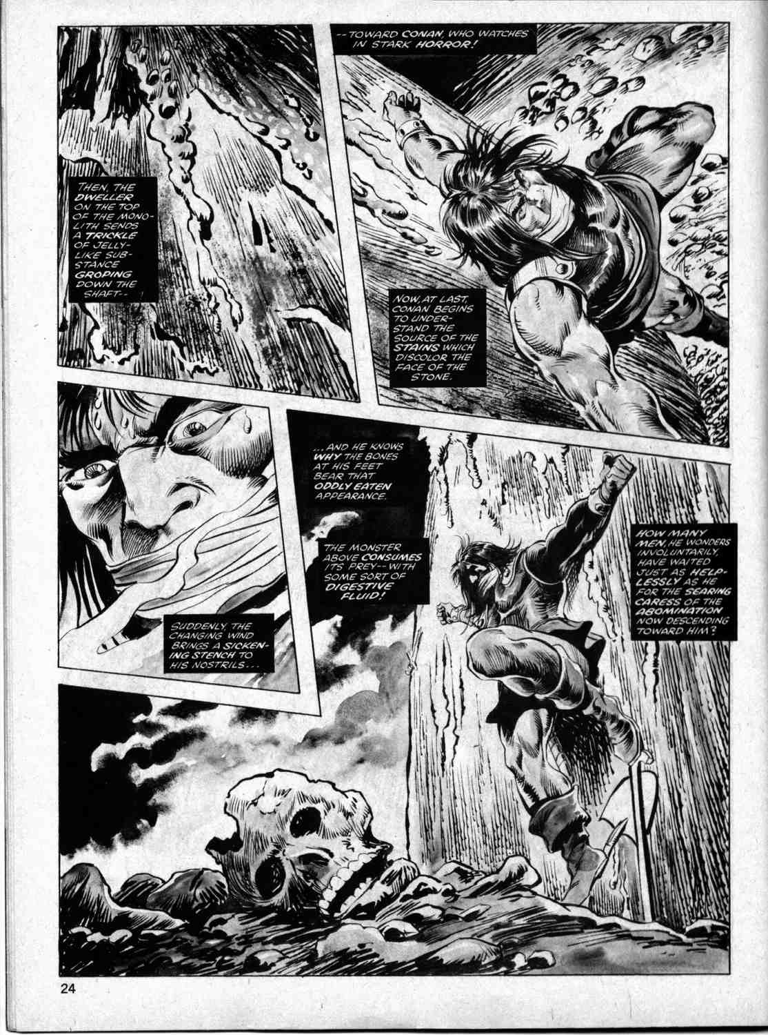 The Savage Sword Of Conan Issue #33 #34 - English 23