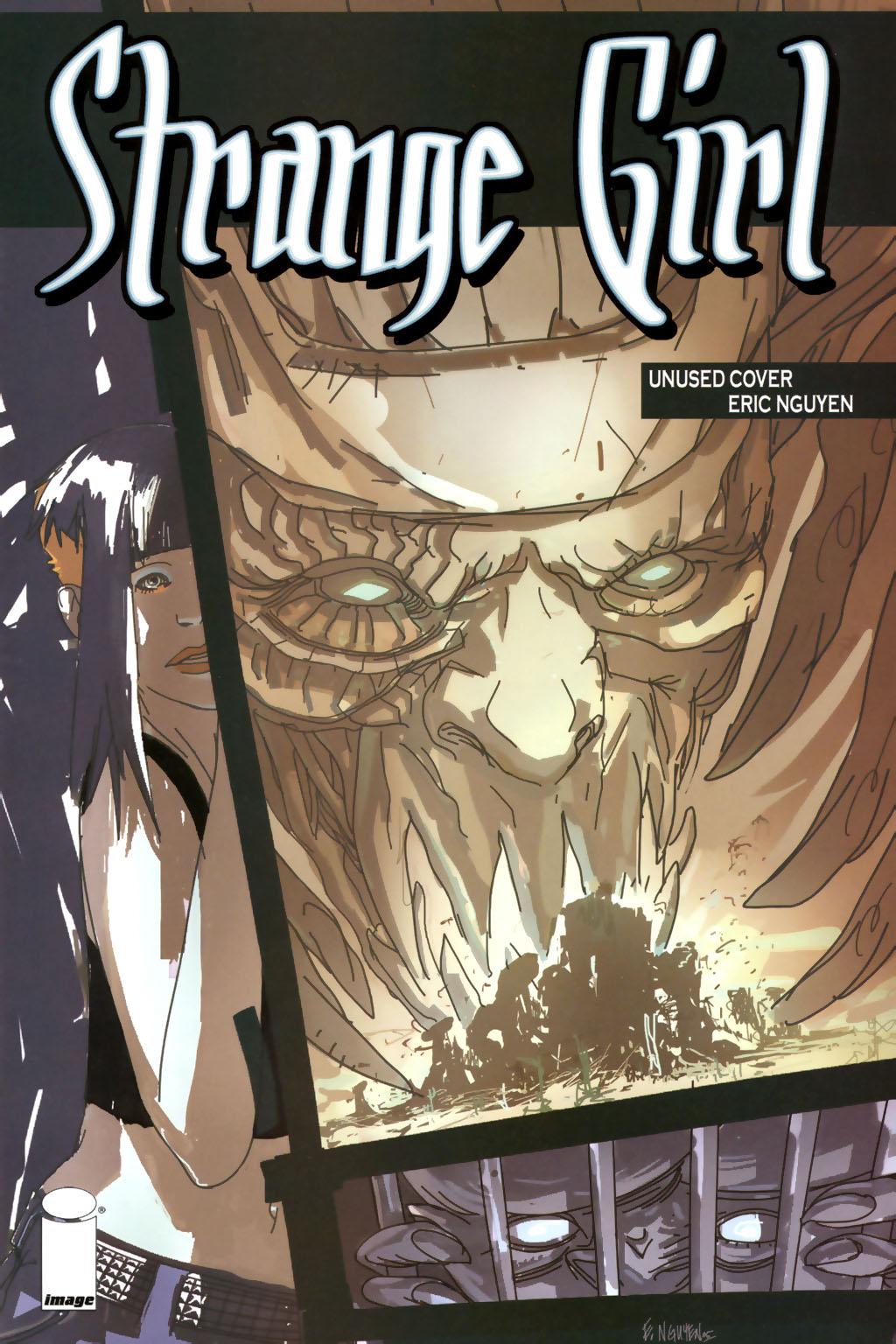 Strange Girl Issue #8 #9 - English 27