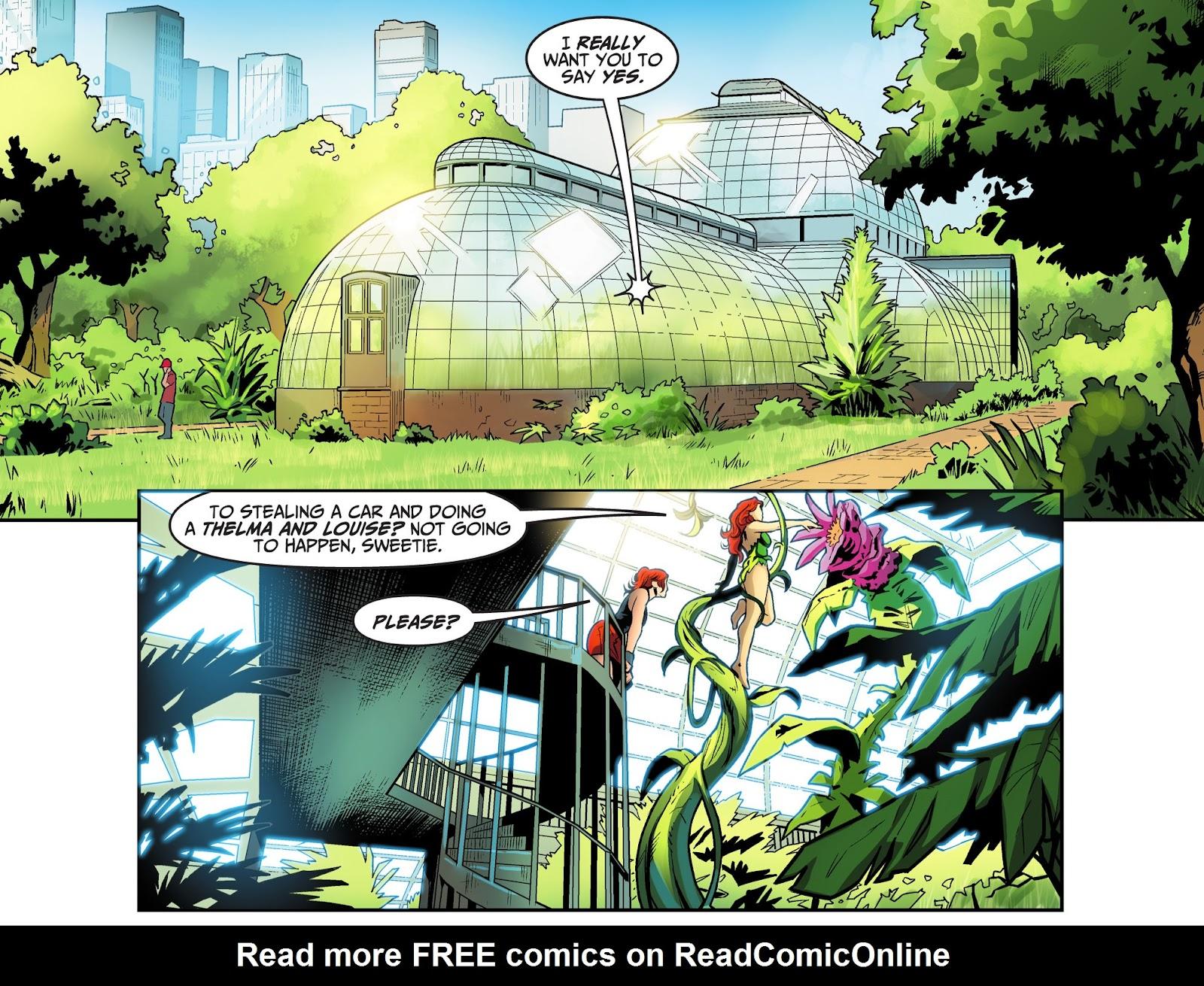 Injustice: Gods Among Us Year Four Issue #2 #3 - English 13
