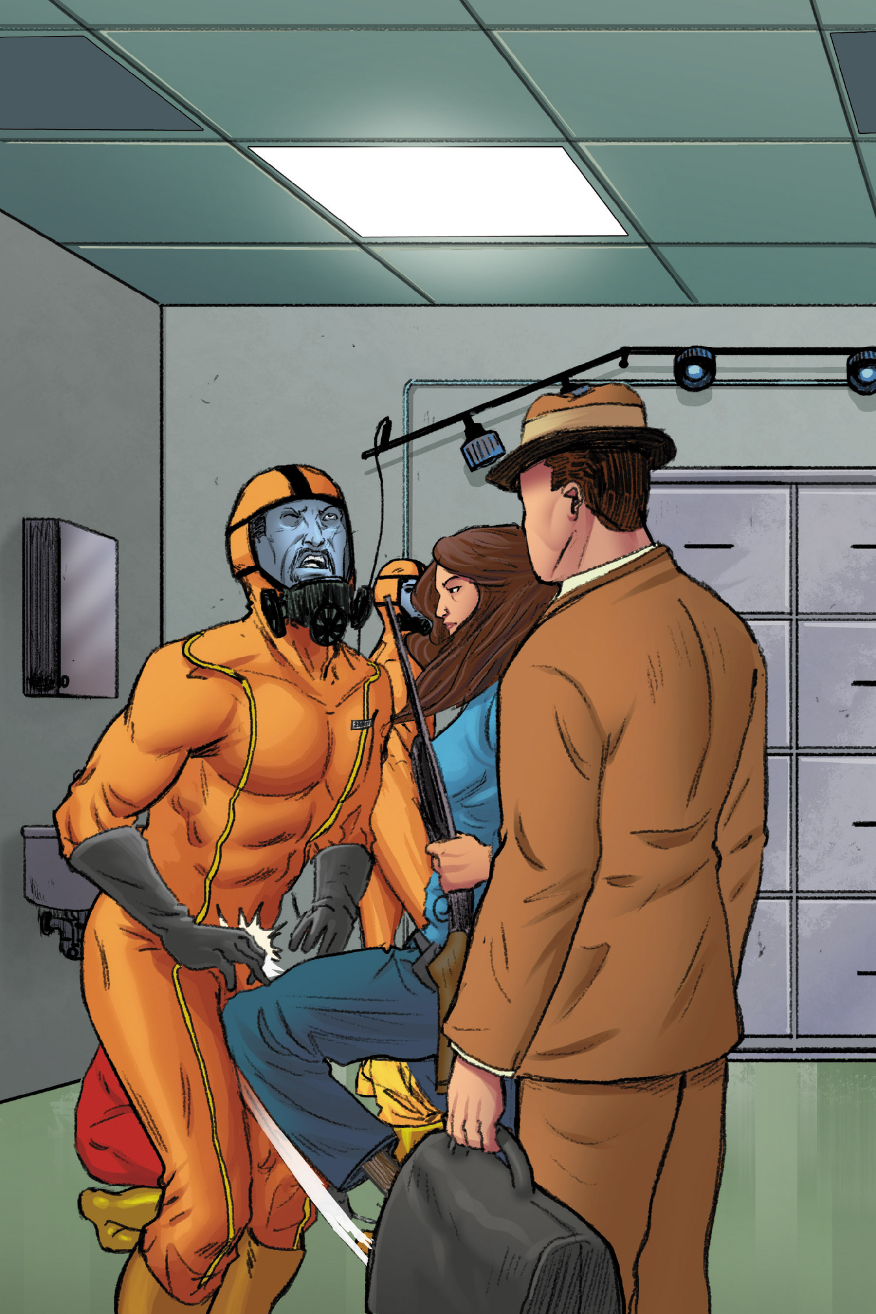 Read online Honor comic -  Issue #3 - 107