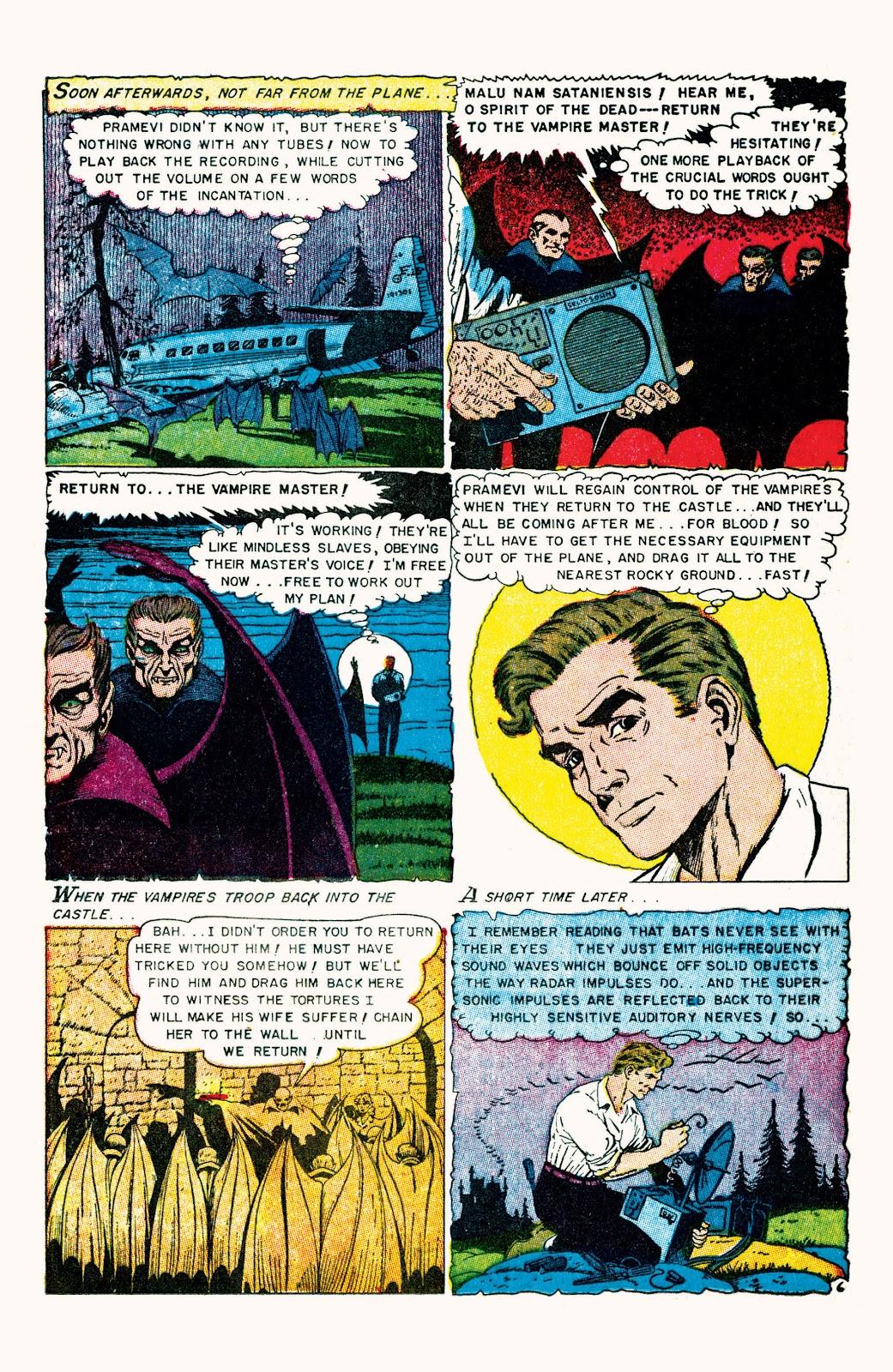 Haunted Horror Issue #10 #10 - English 40