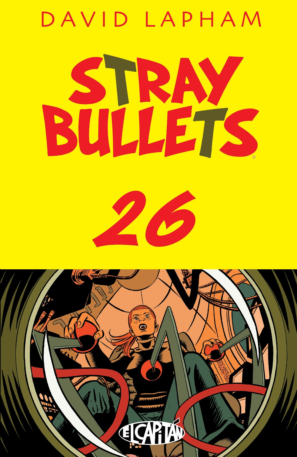 Stray Bullets Issue #26 #26 - English 1