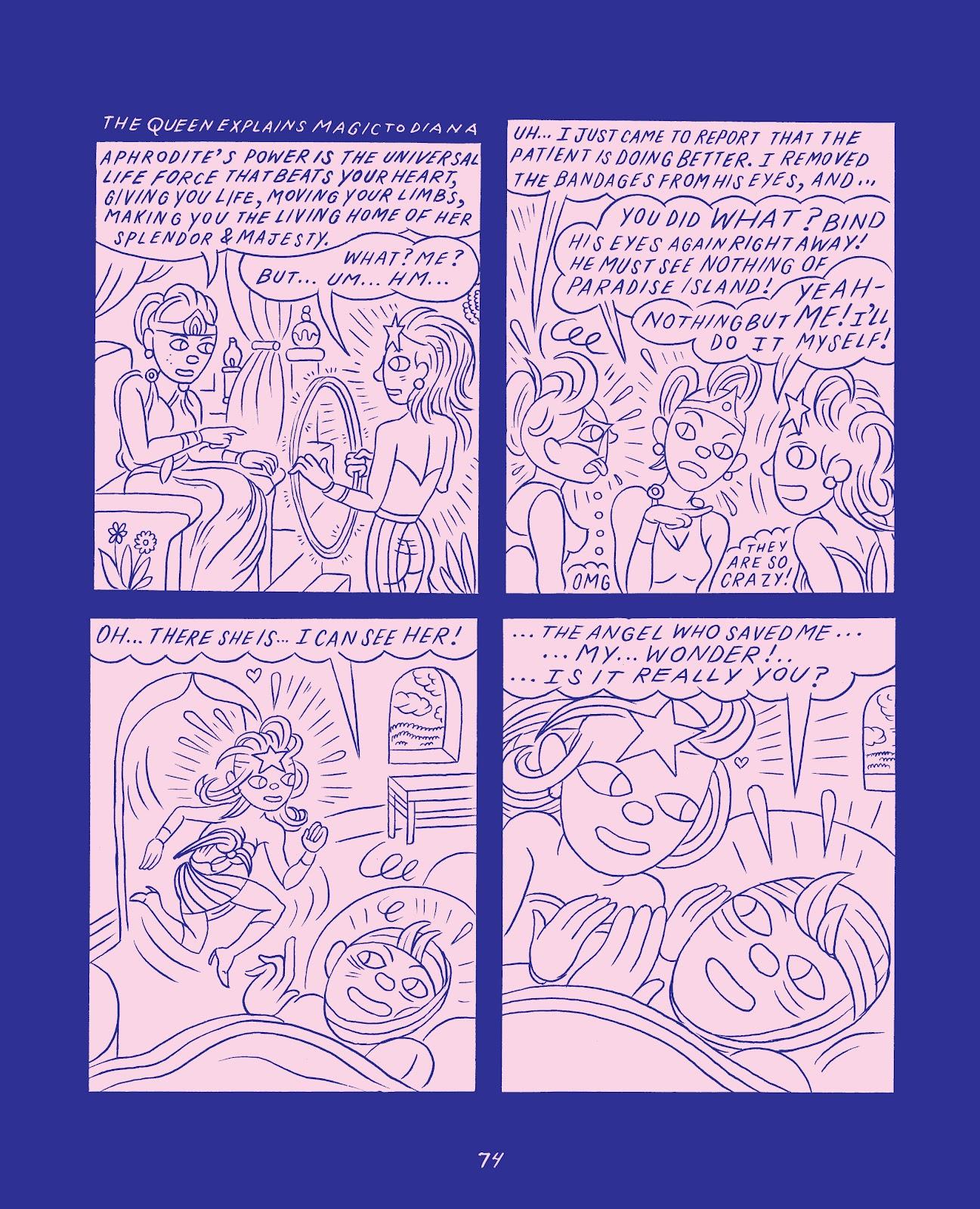 What Parsifal Saw TPB #1 - English 78