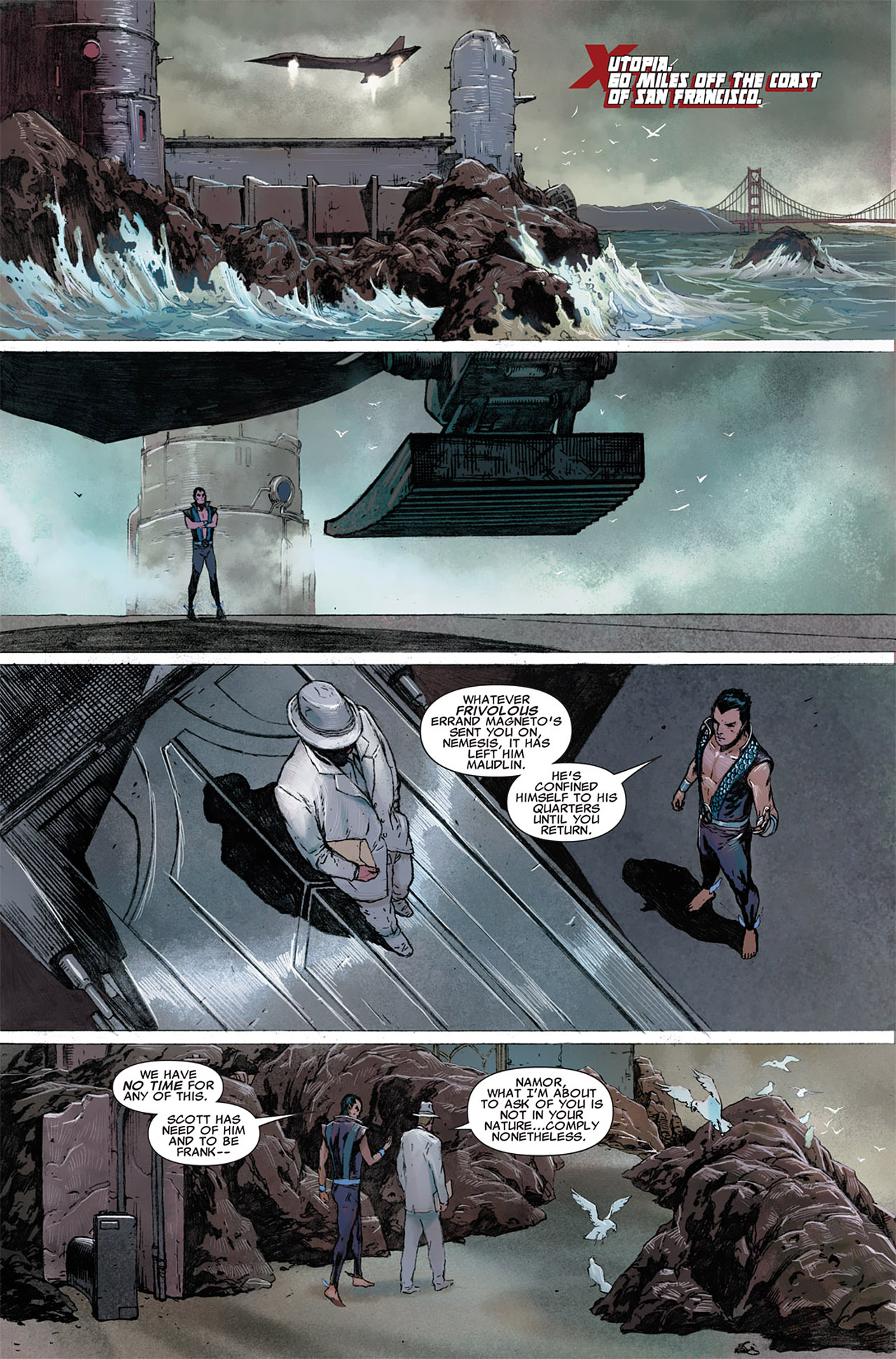 Uncanny X-Force (2010) #9 #28 - English 3
