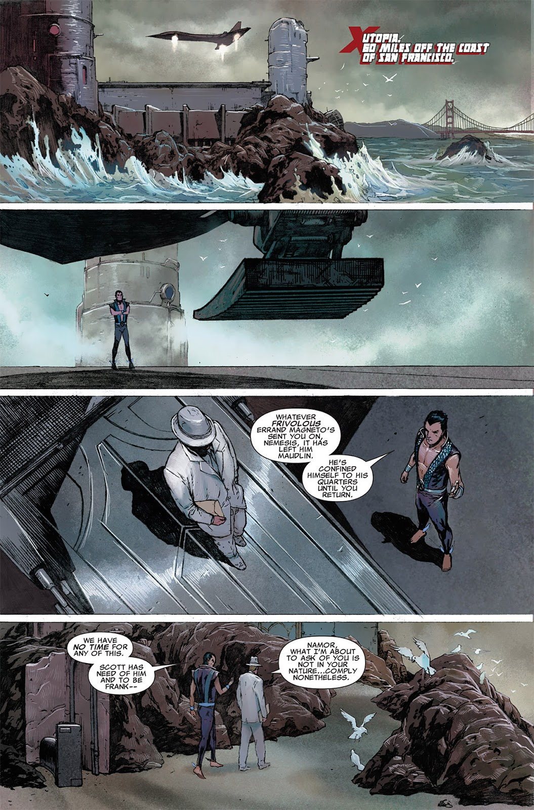 Uncanny X-Force (2010) Issue #9 #10 - English 3