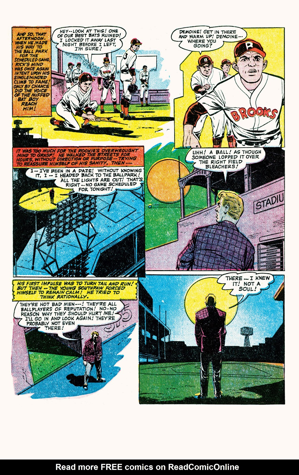 Haunted Horror Issue #5 #5 - English 6