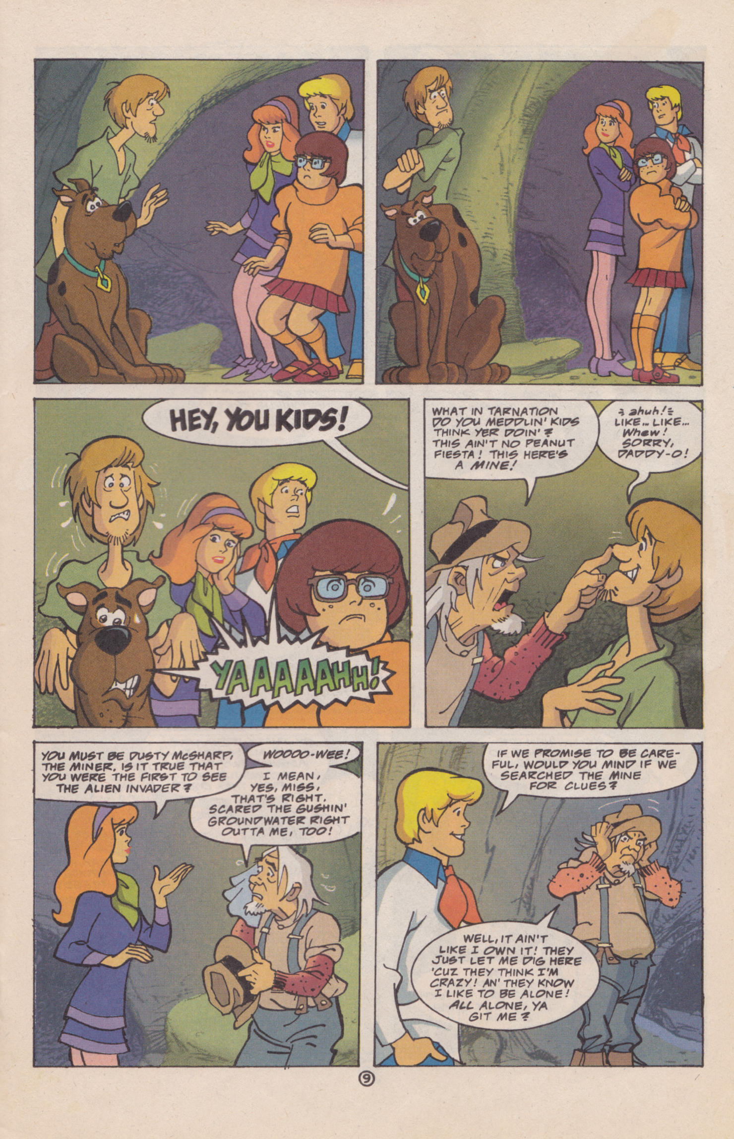 Read online Scooby-Doo (1997) comic -  Issue #2 - 8