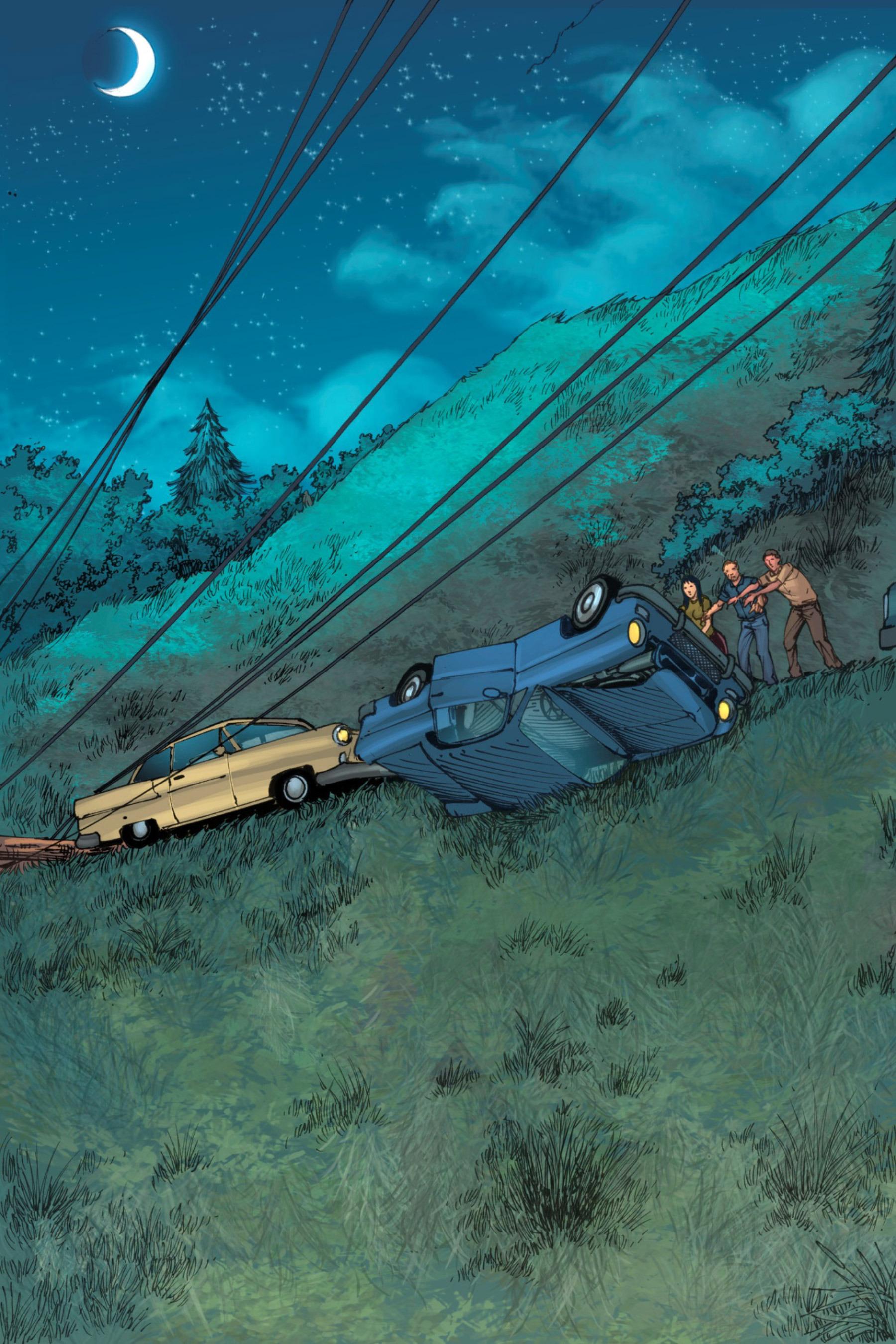 Read online Z-Men comic -  Issue #3 - 27