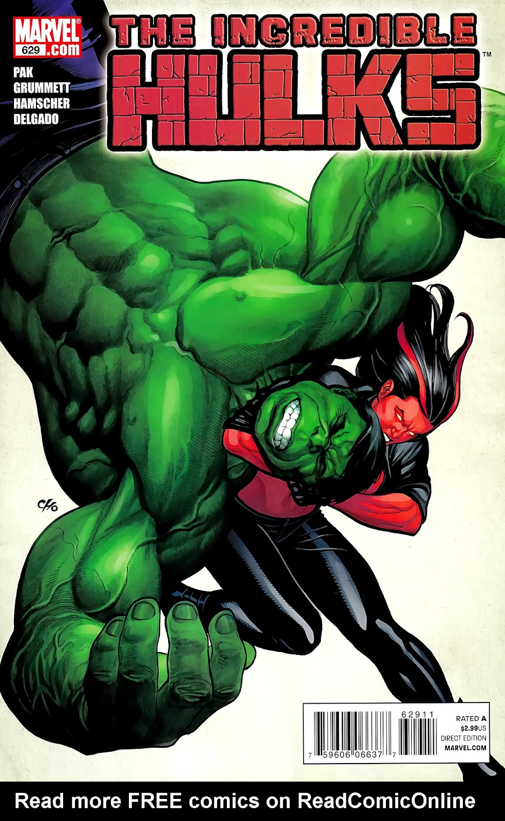 Incredible Hulks (2010) Issue #629 #19 - English 1