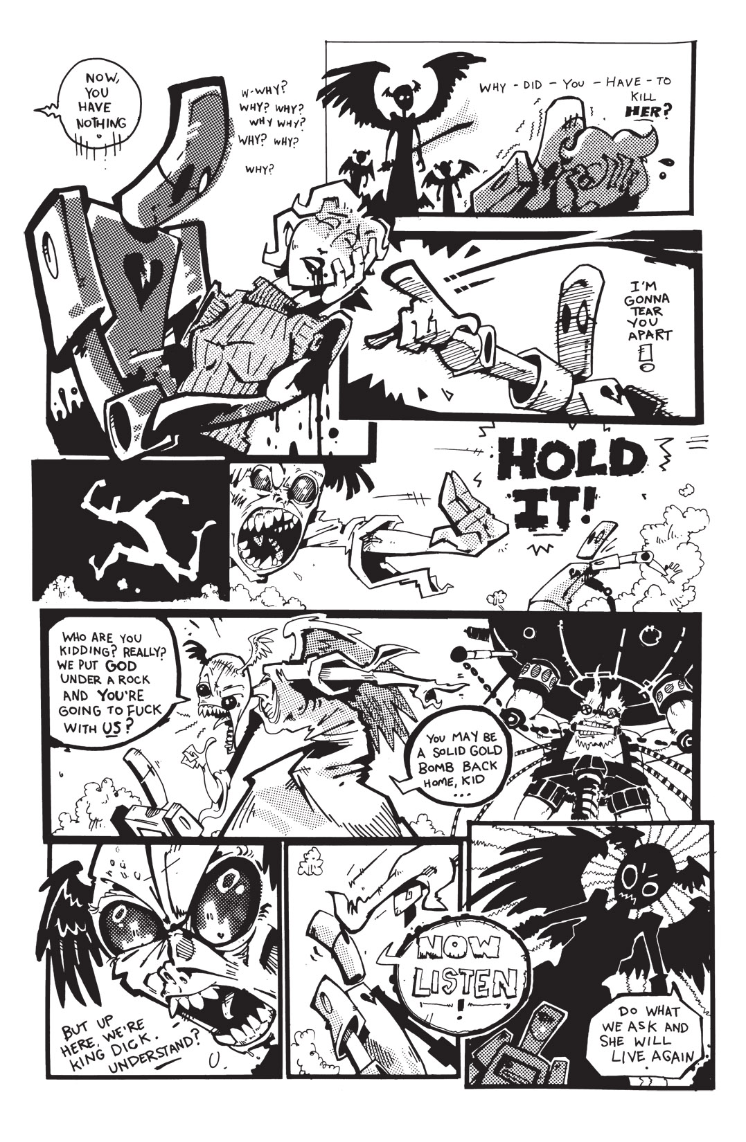 Read online Scud: The Disposable Assassin: The Whole Shebang comic -  Issue # TPB (Part 4) - 26