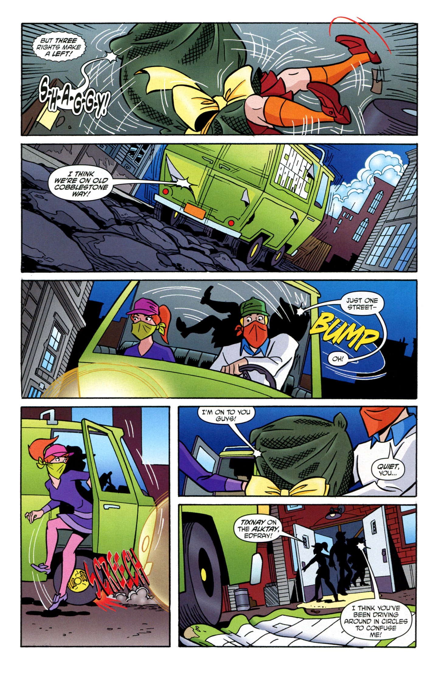 Read online Scooby-Doo: Where Are You? comic -  Issue #22 - 13