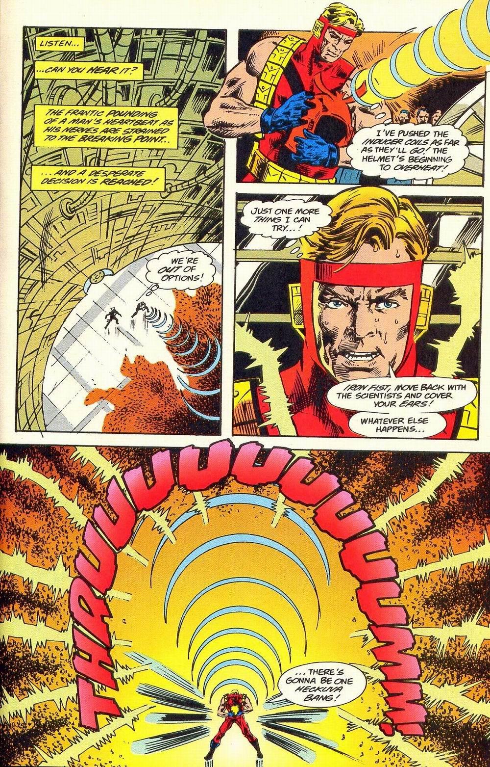 Read online Secret Defenders comic -  Issue #19 - 9