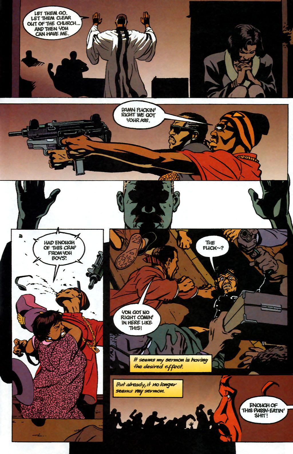 Human Target (1999) 1 Page 11