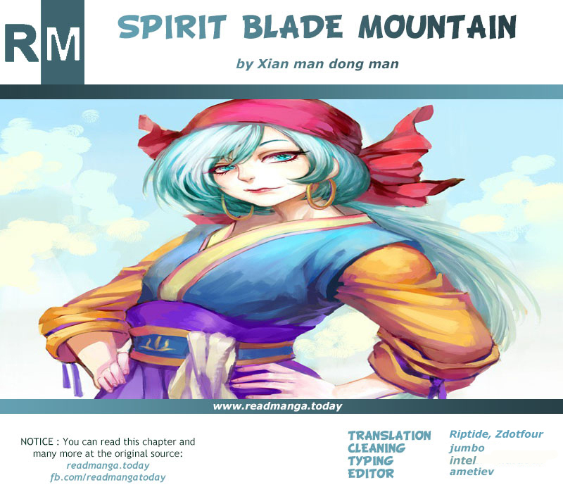 Spirit Blade Mountain 95