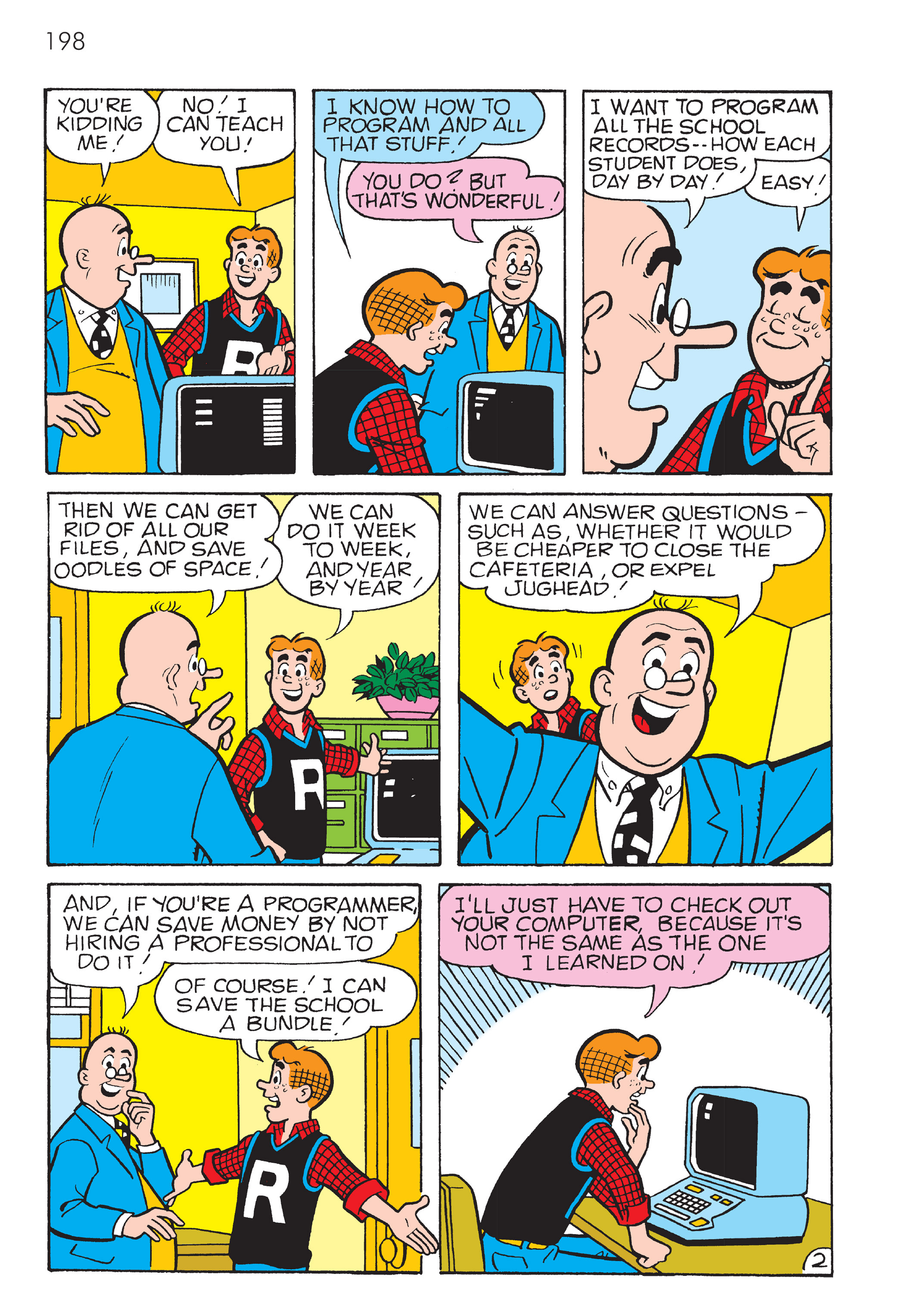Read online The Best of Archie Comics comic -  Issue # TPB 4 (Part 1) - 199