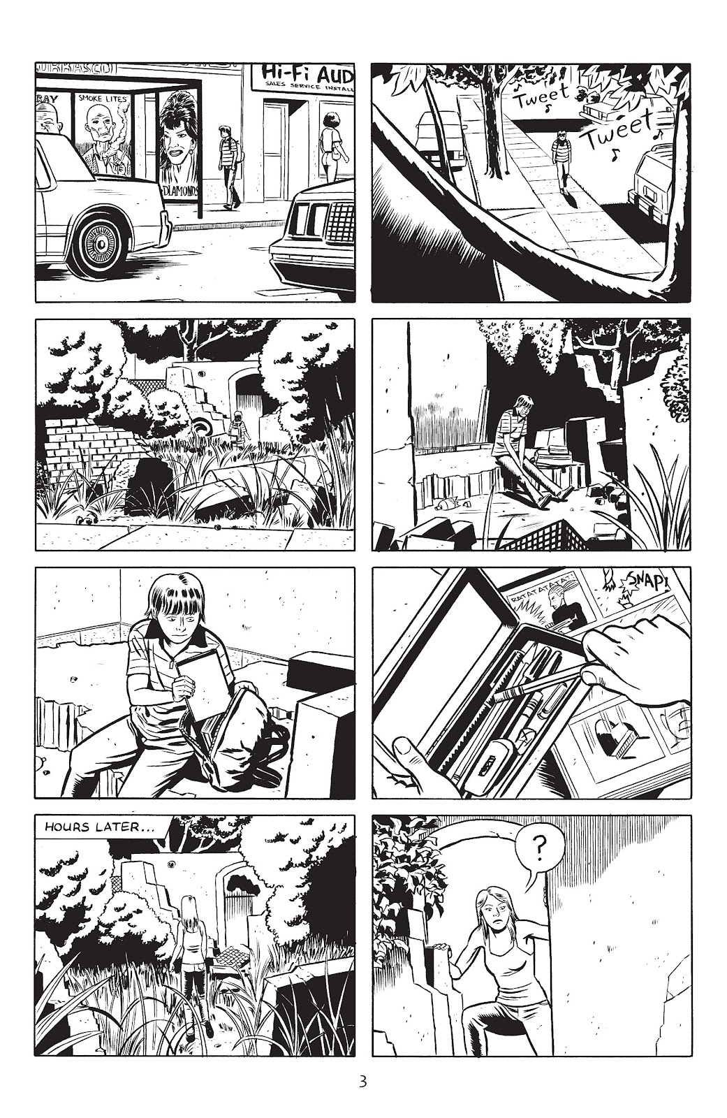 Stray Bullets Issue #30 #30 - English 5