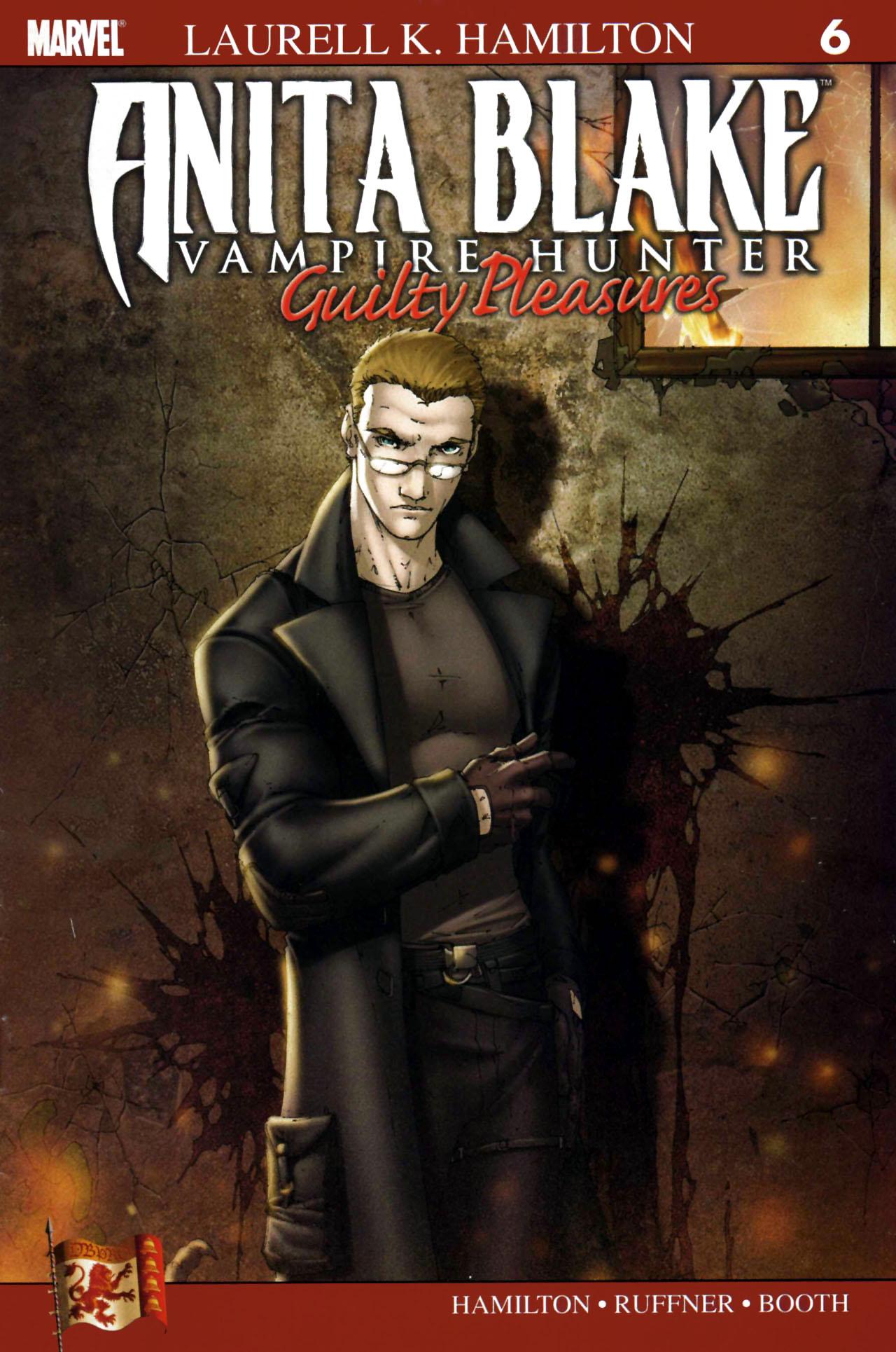 Anita Blake, Vampire Hunter: Guilty Pleasures 6 Page 1