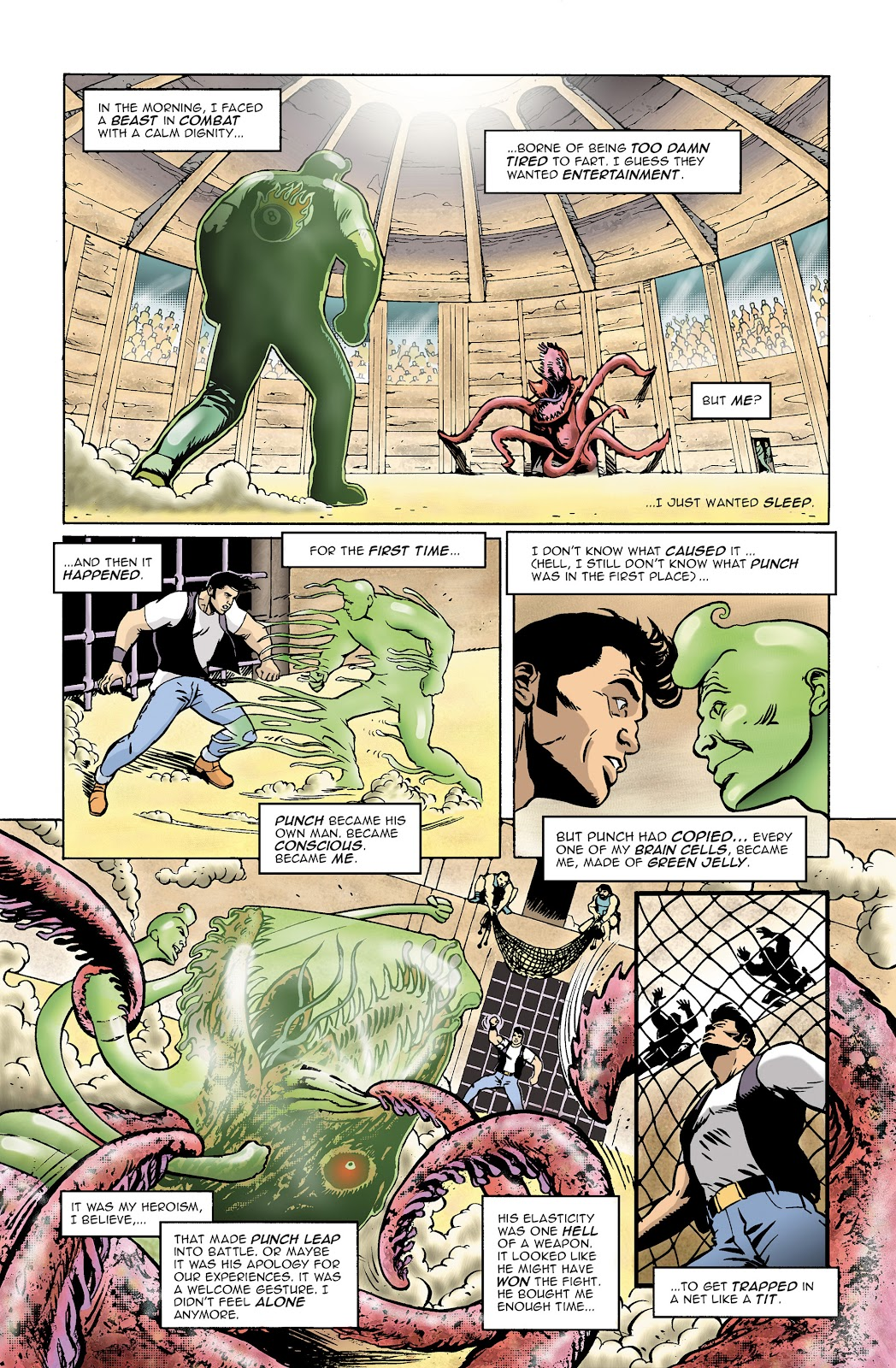 100% Biodegradable Issue #14 #14 - English 12
