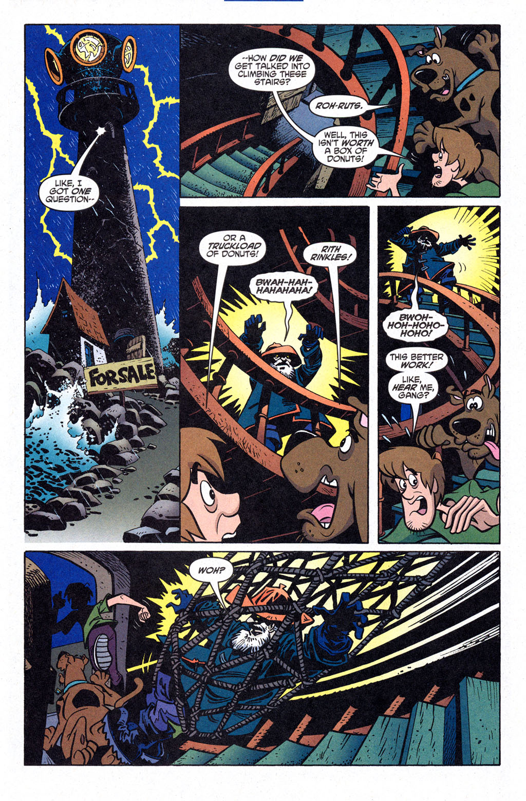 Read online Scooby-Doo (1997) comic -  Issue #98 - 10