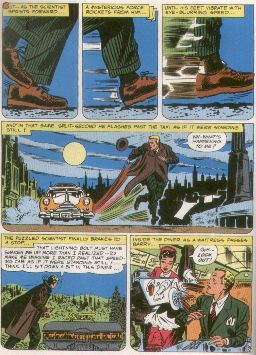 Read online Secret Origins (1961) comic -  Issue # Full - 64
