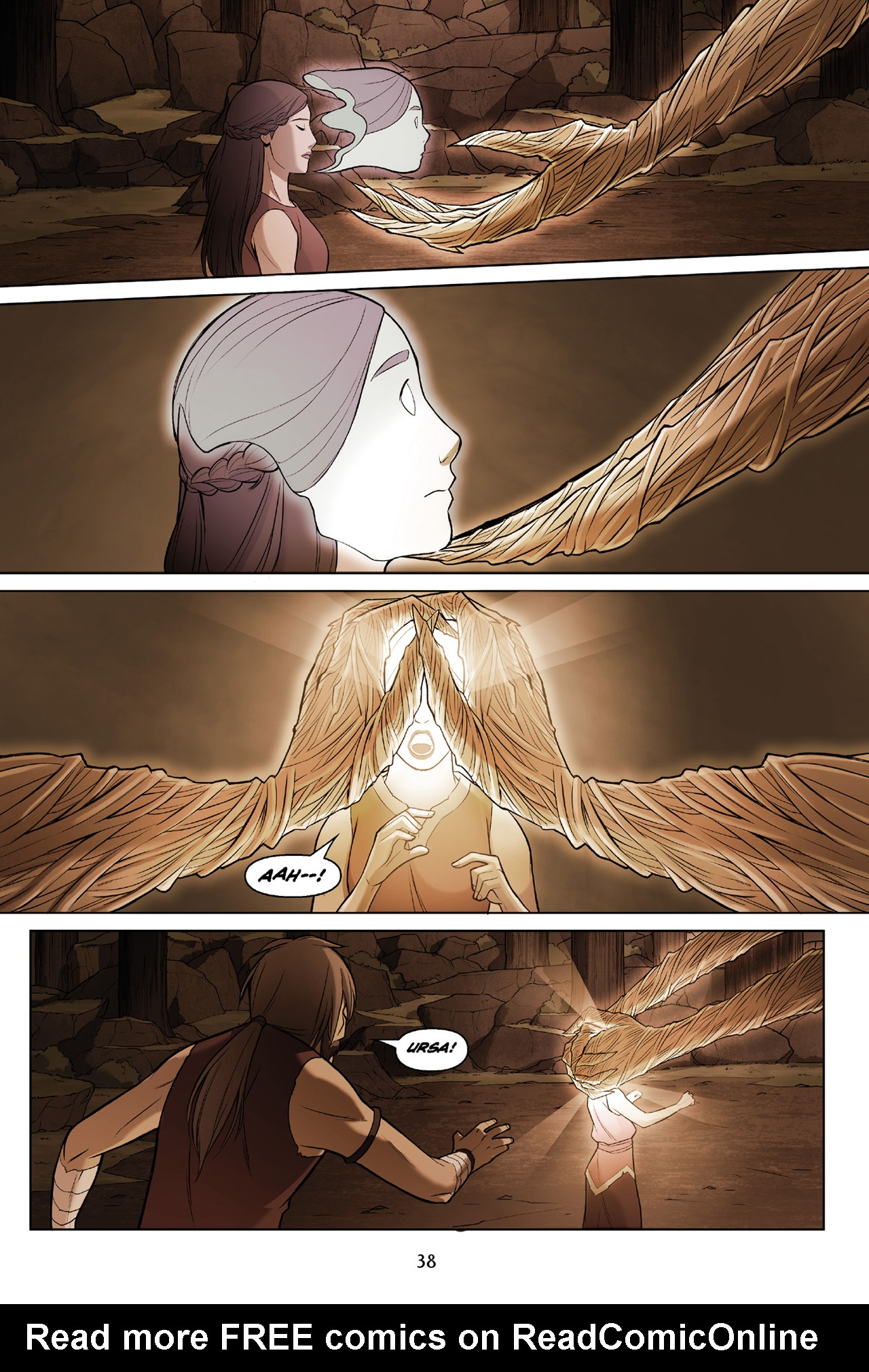 Read online Nickelodeon Avatar: The Last Airbender - The Search comic -  Issue # Part 3 - 39