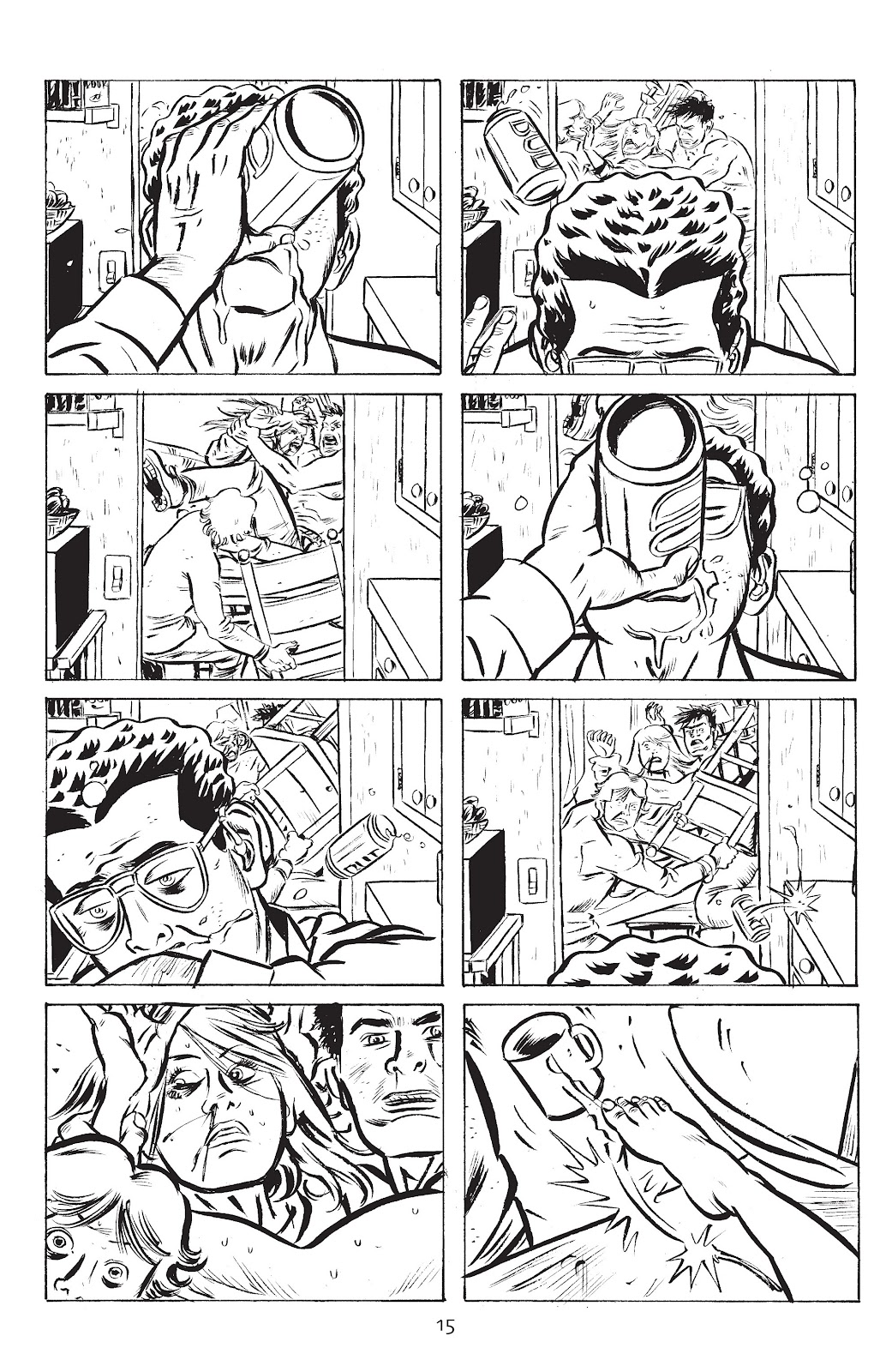 Stray Bullets Issue #40 #40 - English 17