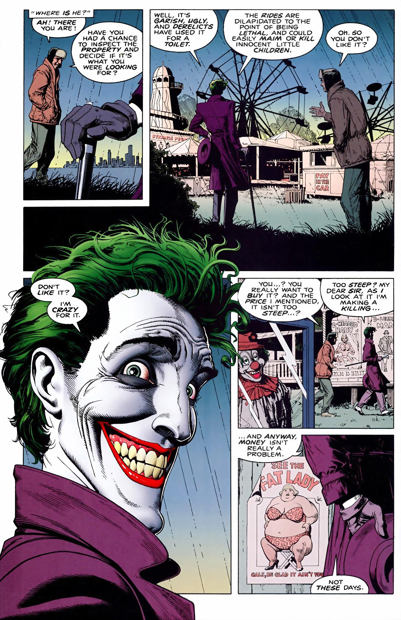 Batman: The Killing Joke chap 1 pic 12