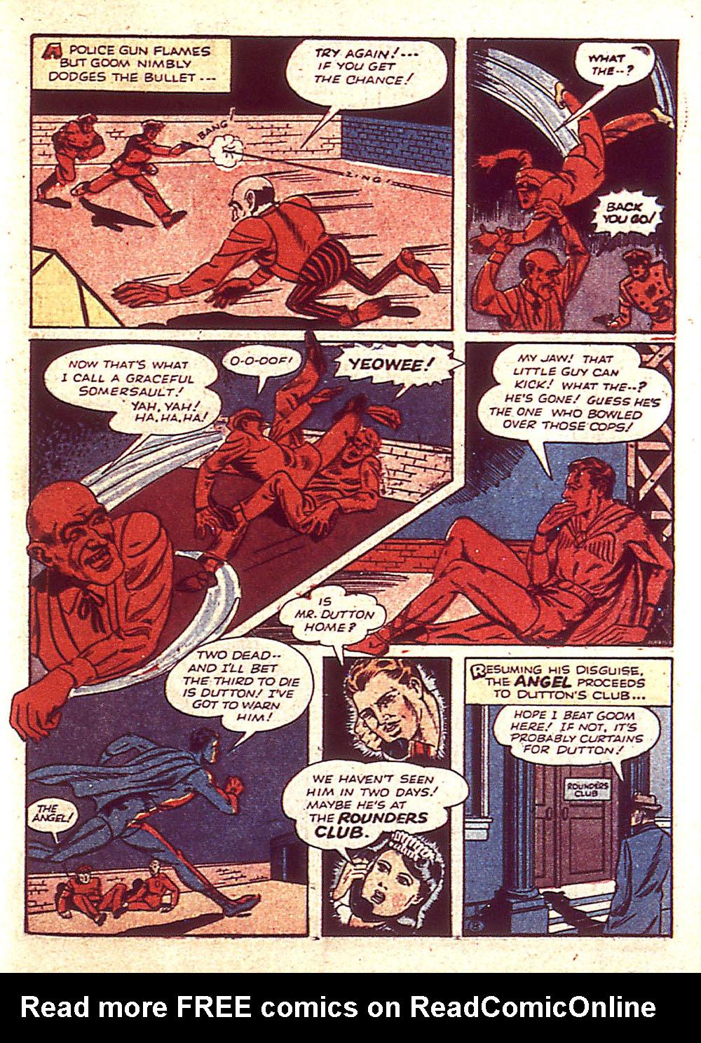 Sub-Mariner Comics Issue #4 #4 - English 54