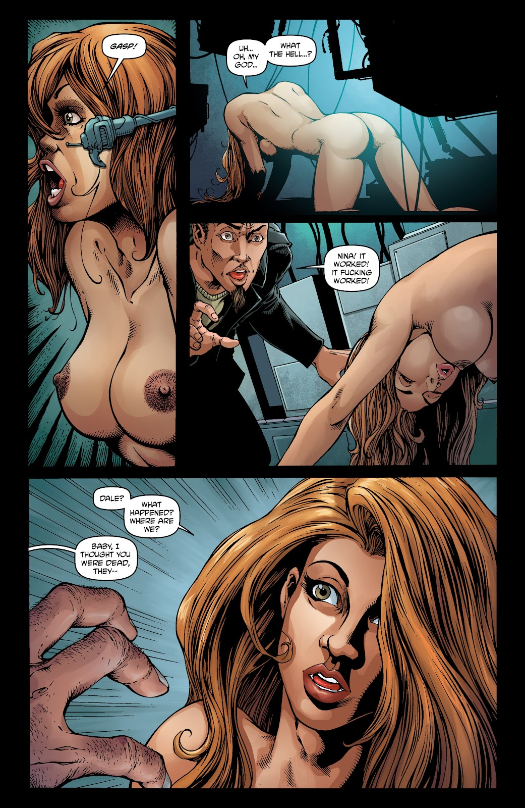 Webwitch (2015) Issue #4 #4 - English 6