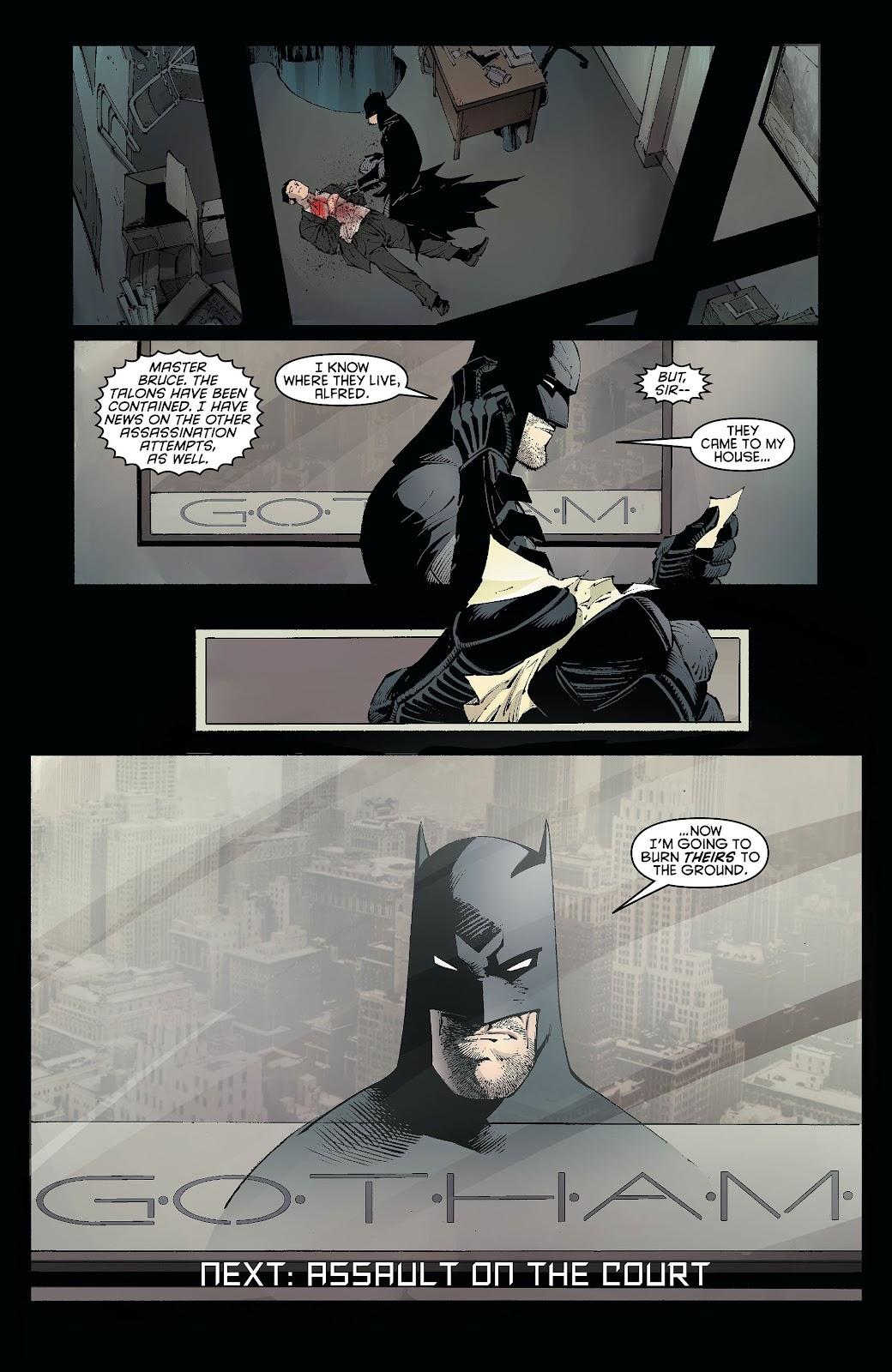 Batman (2011) Issue #9 #24 - English 22