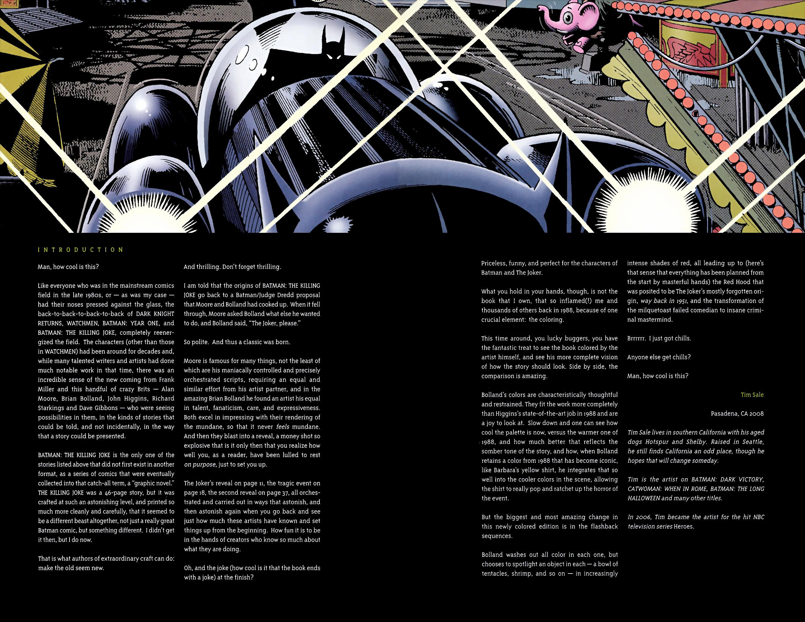 Batman: The Killing Joke chap 1 pic 6