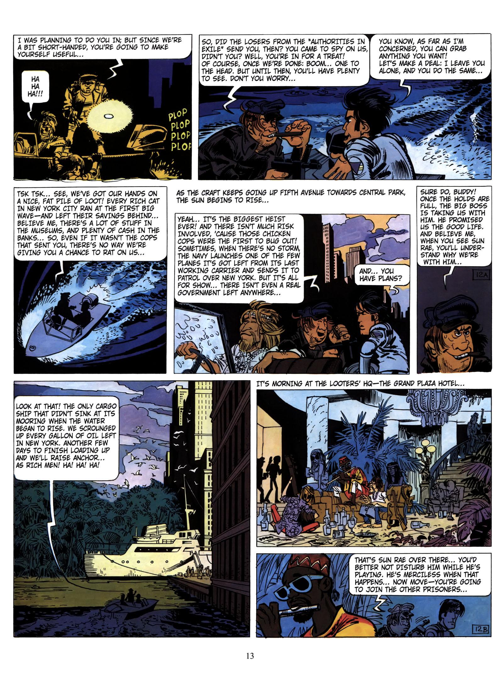 Valerian and Laureline #1 #23 - English 14