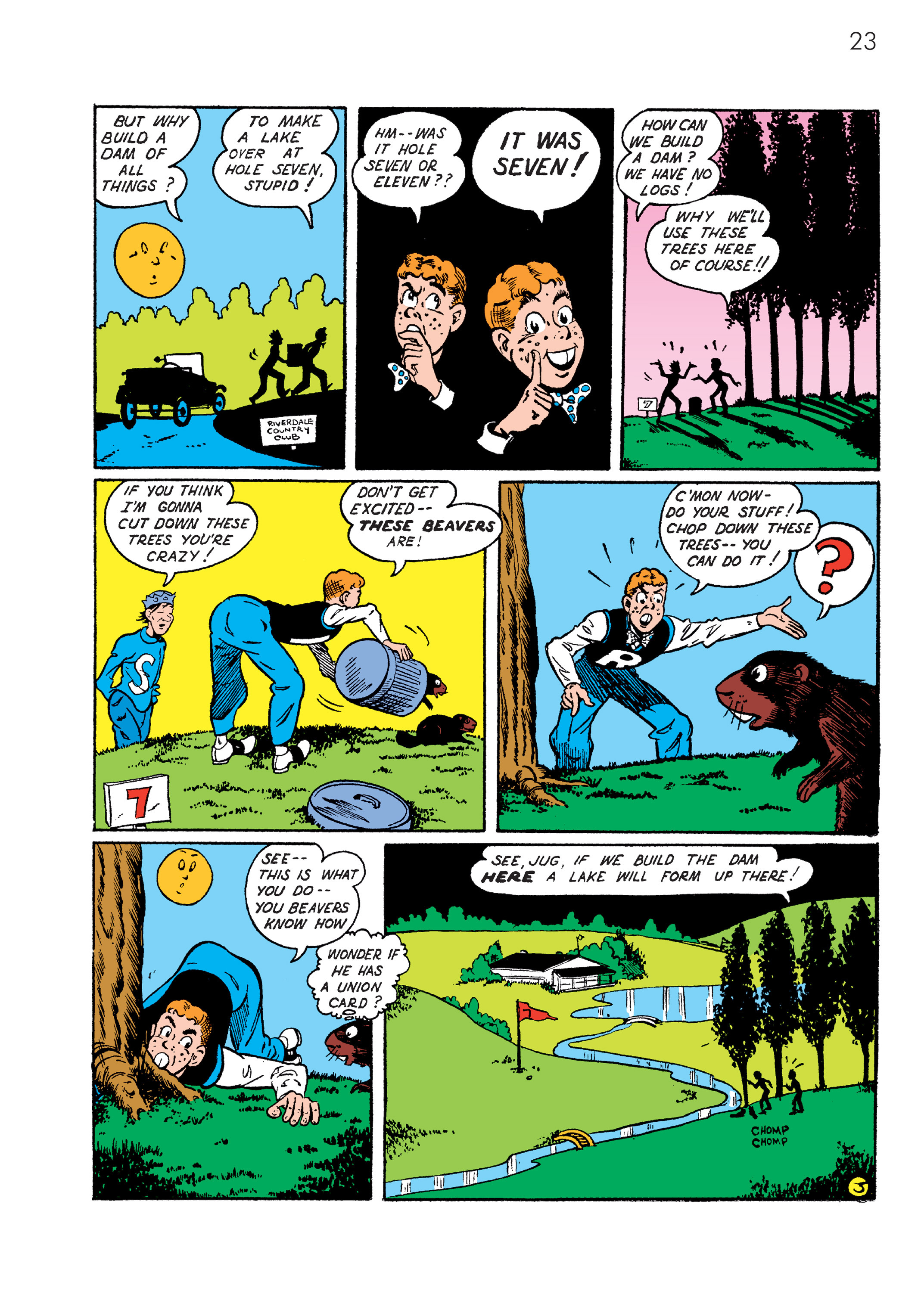 Read online The Best of Archie Comics comic -  Issue # TPB 4 (Part 1) - 24