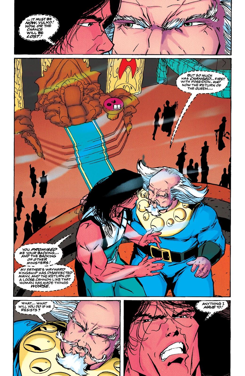 Aquaman (1994) Issue #49 #55 - English 9