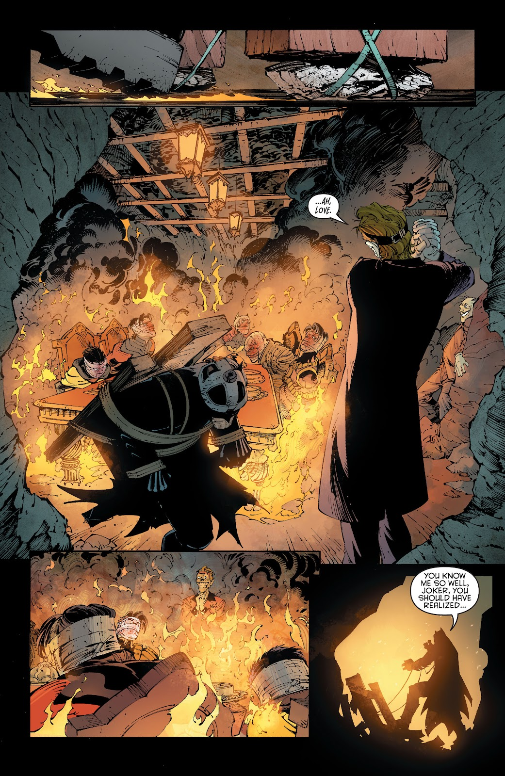Batman (2011) Issue #17 #32 - English 11