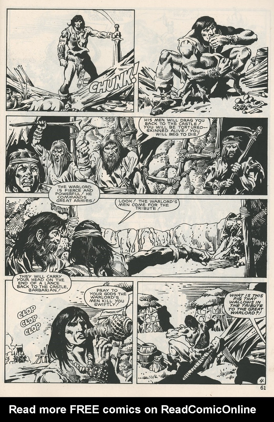 The Savage Sword Of Conan Issue #115 #116 - English 61