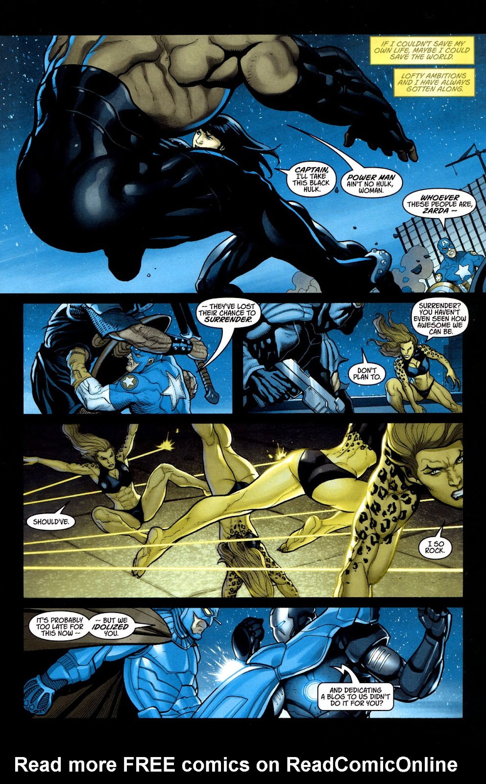 Ultimate New Ultimates Issue #1 #1 - English 11