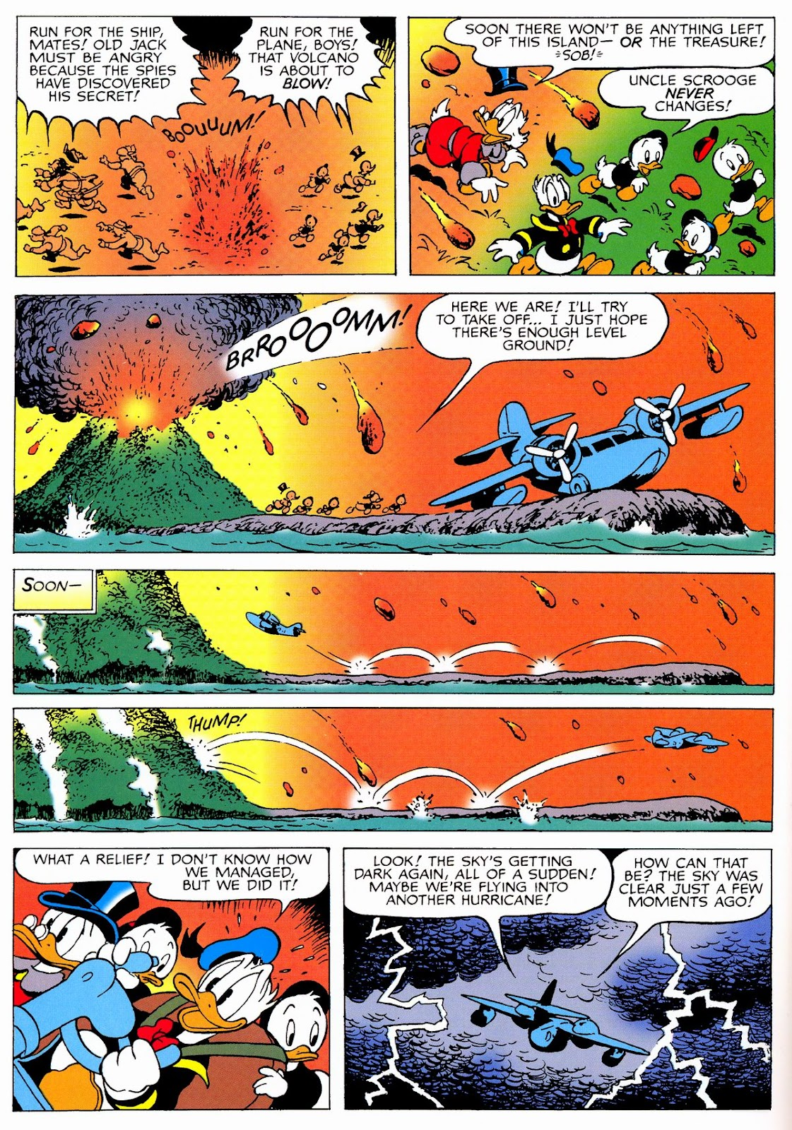Uncle Scrooge (1953) Issue #326 #326 - English 64