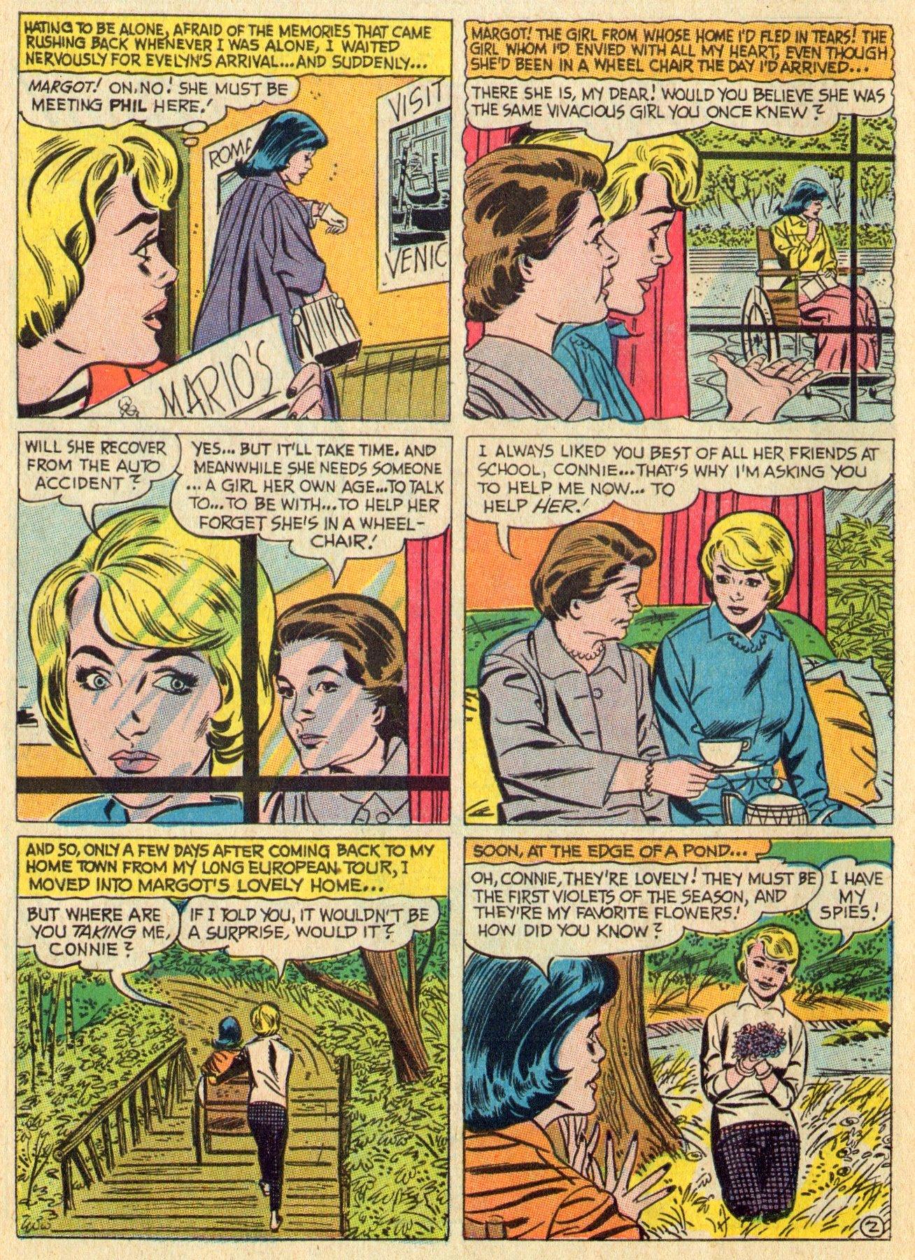 Read online Secret Hearts comic -  Issue #119 - 10