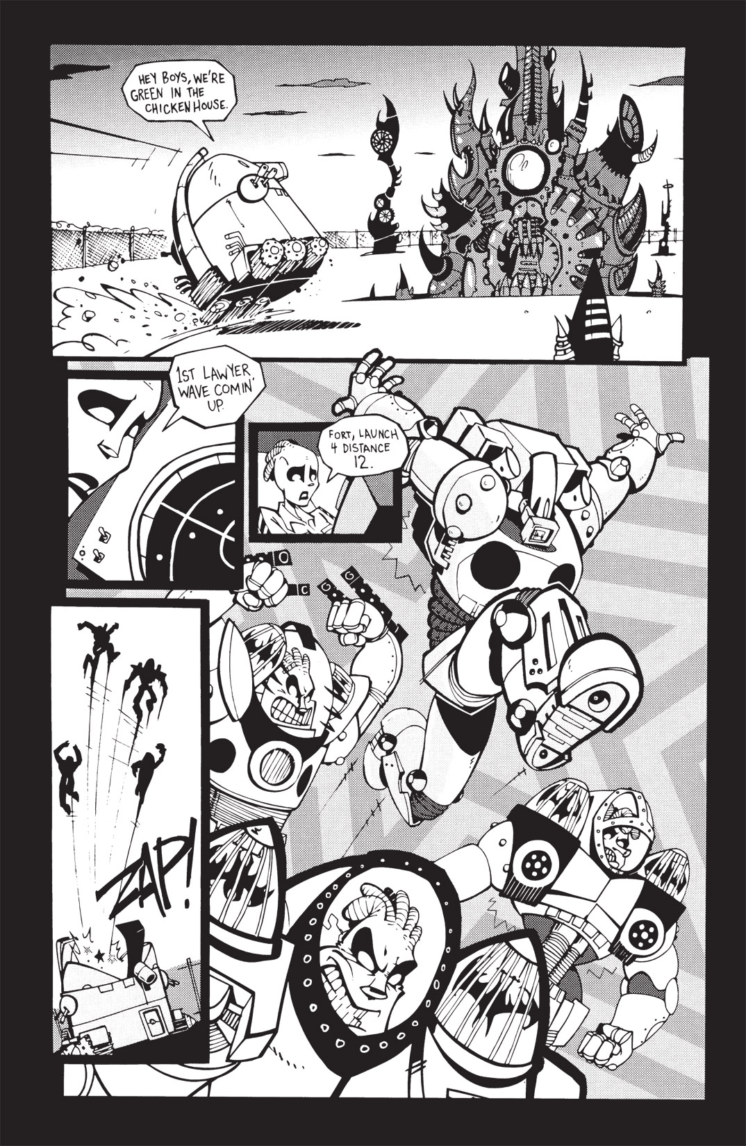 Read online Scud: The Disposable Assassin: The Whole Shebang comic -  Issue # TPB (Part 3) - 27