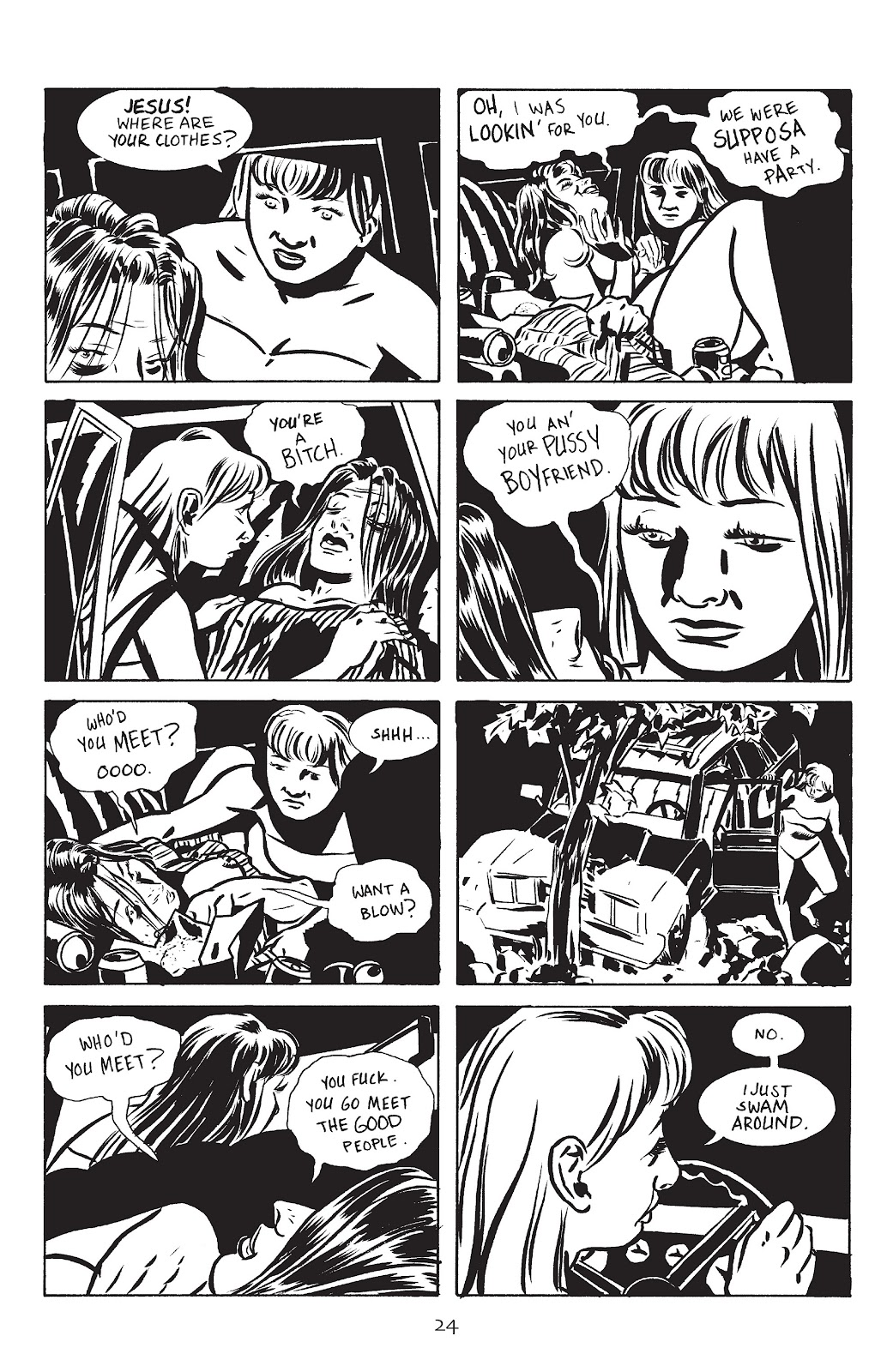 Stray Bullets Issue #11 #11 - English 26