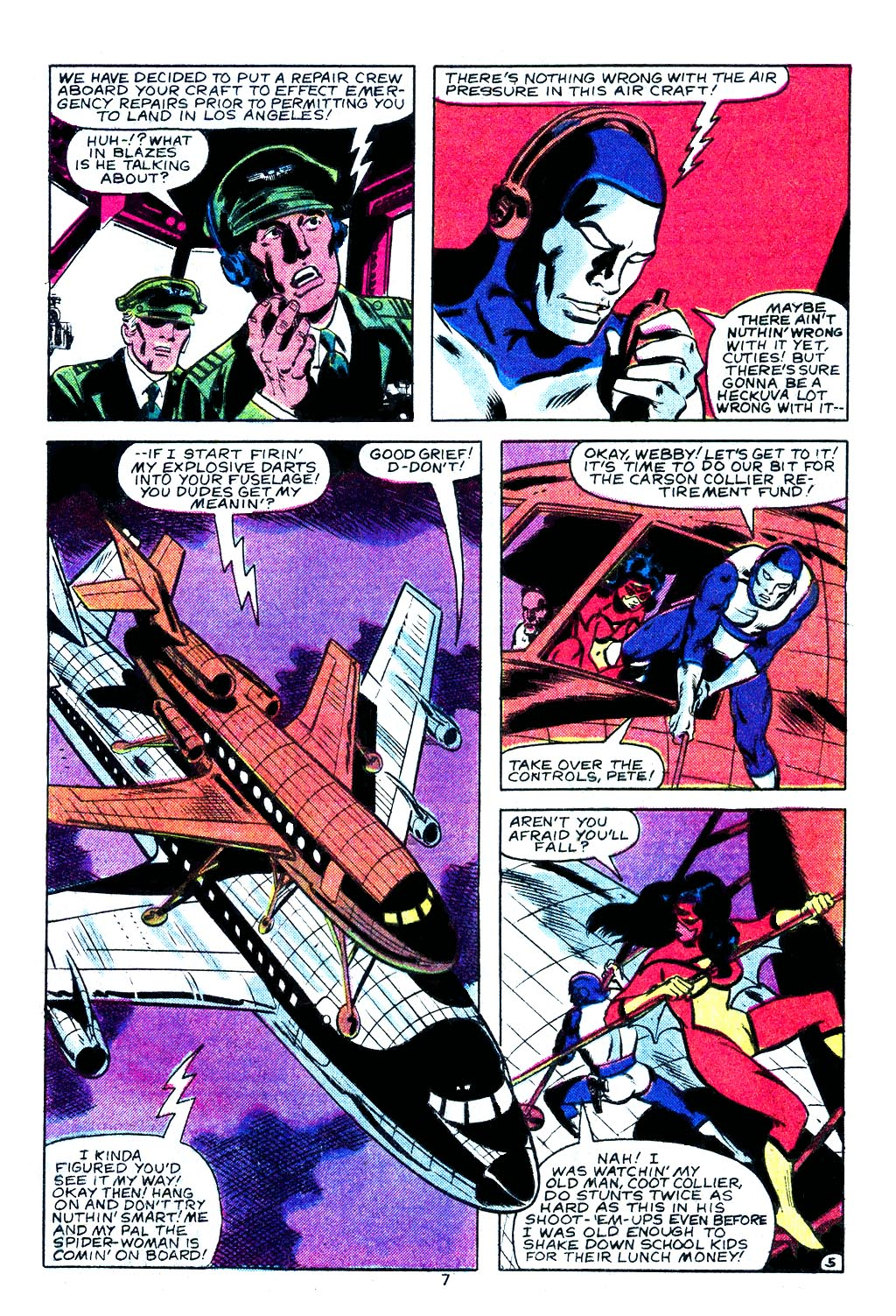 Spider-Woman (1978) Issue #29 #29 - English 6
