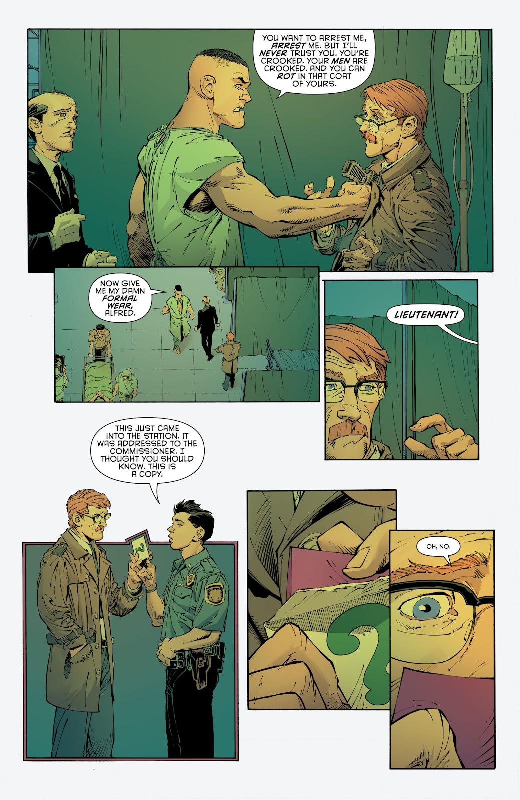 Batman (2011) Issue #26 #45 - English 19