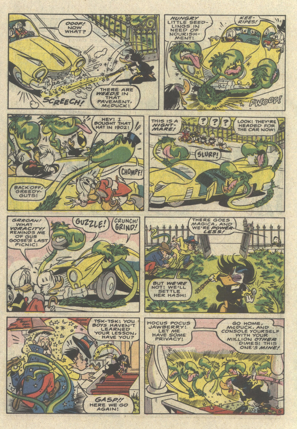 Uncle Scrooge (1953) Issue #221 #221 - English 18