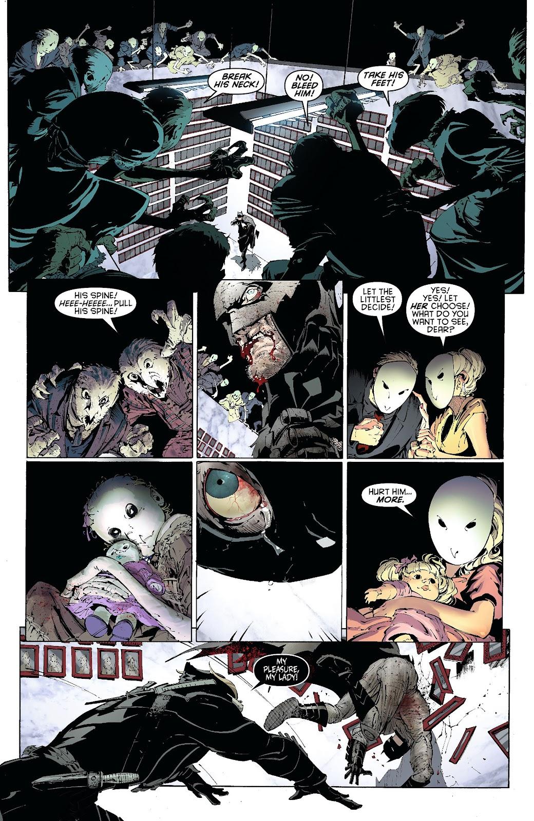 Batman (2011) Issue #6 #21 - English 9